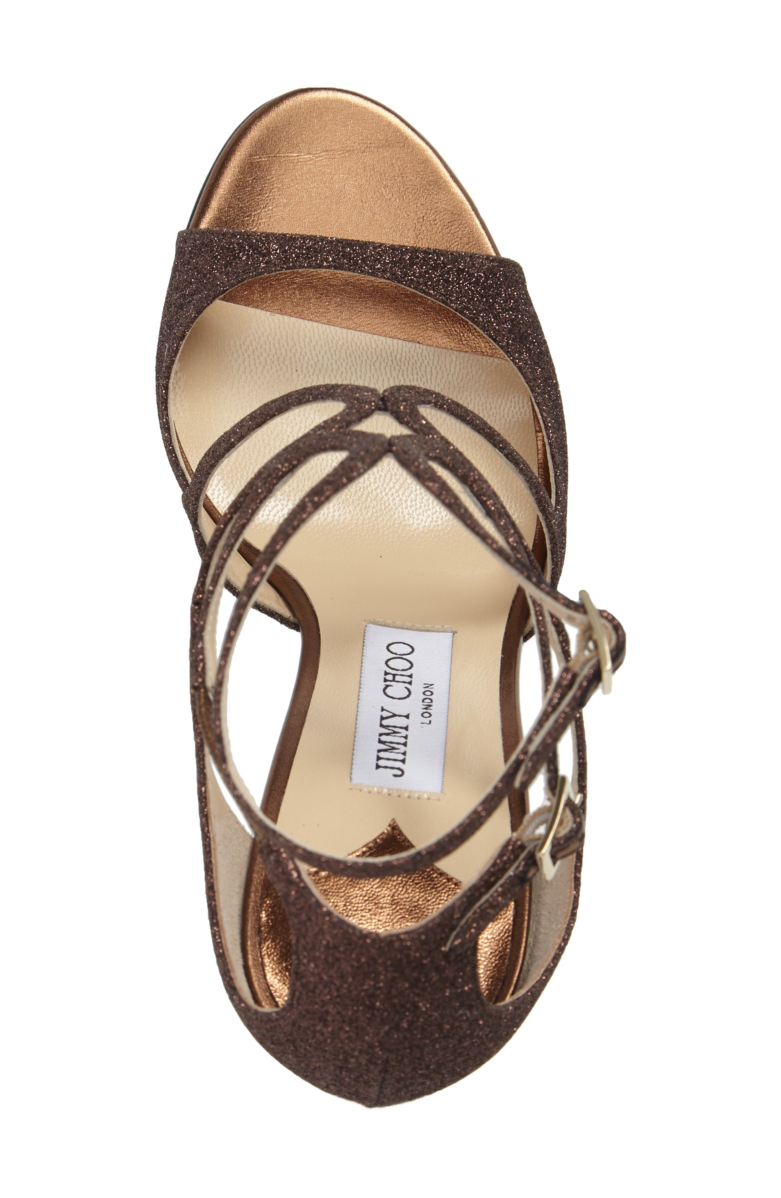 Alternate Image 5  - Jimmy Choo Lang Sandal (Women)