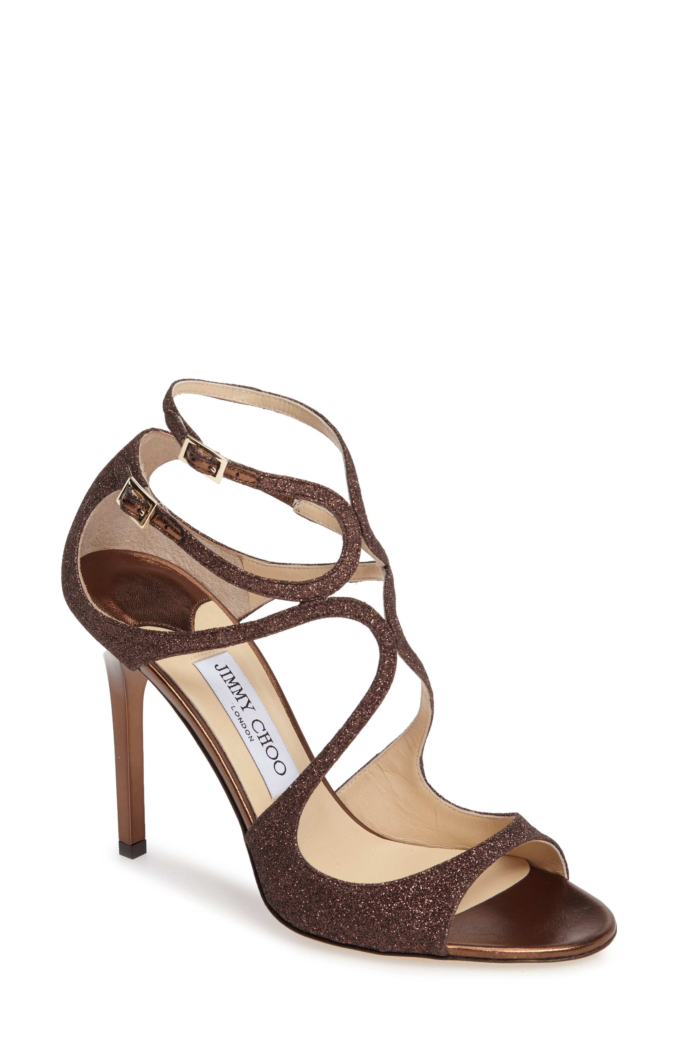 Alternate Image 1 Selected - Jimmy Choo Lang Sandal (Women)