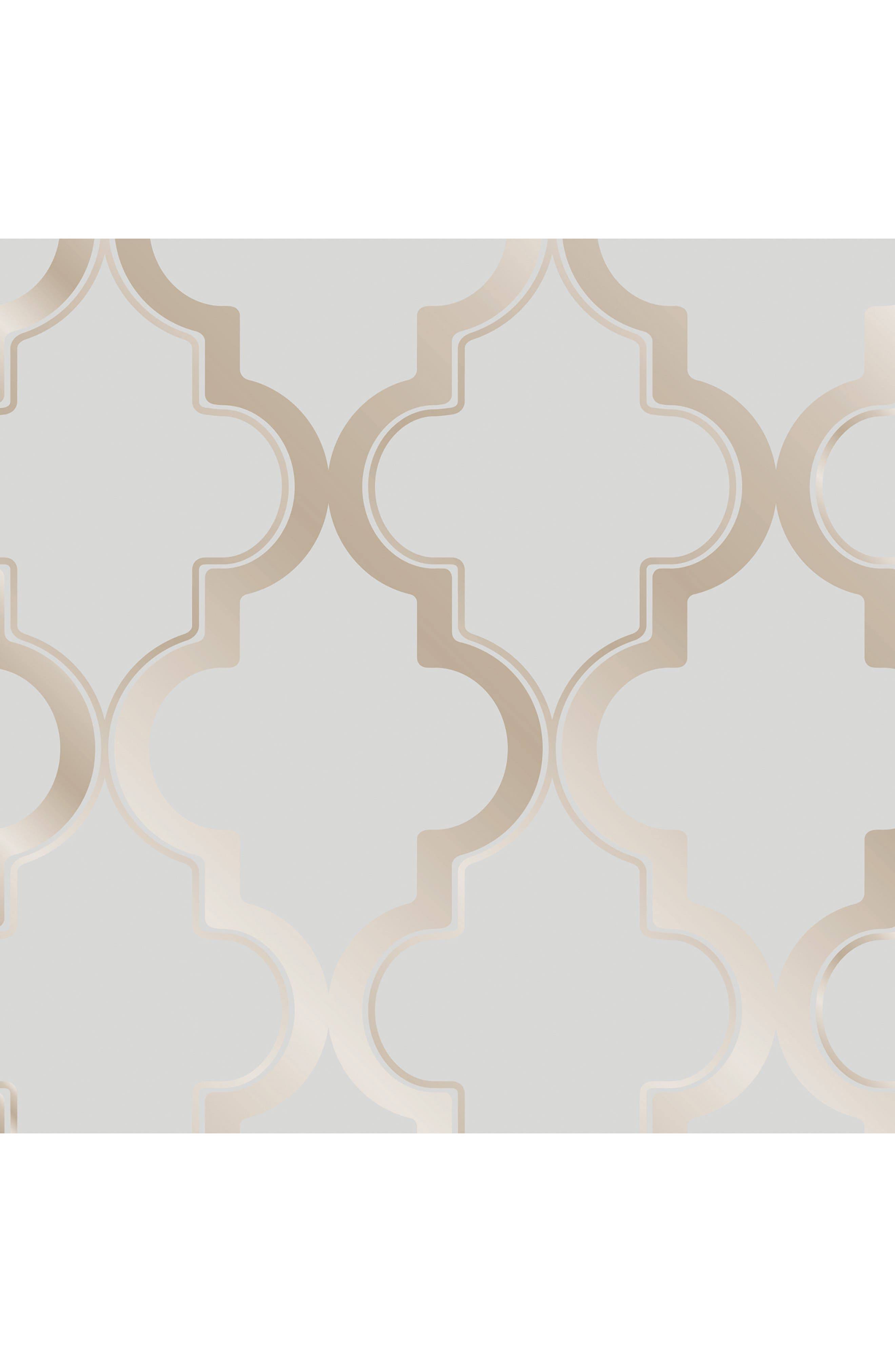 Alternate Image 1 Selected - Tempaper Marrakesh Self-Adhesive Vinyl Wallpaper