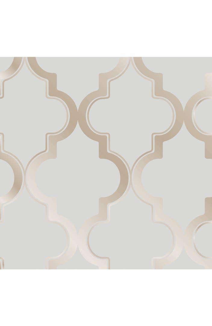 Tempaper marrakesh self adhesive vinyl wallpaper nordstrom for Self adhesive vinyl wallpaper