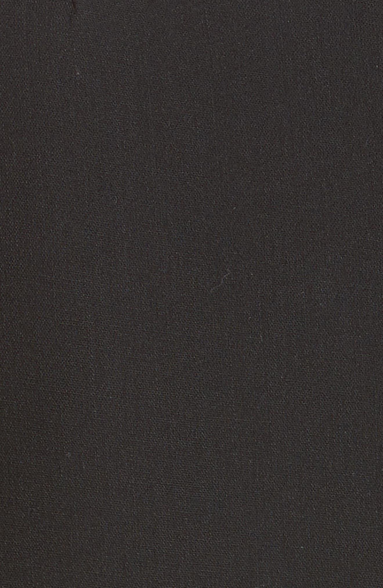 Alternate Image 3  - Michael Kors Stretch Wool Crepe Flounce Dress