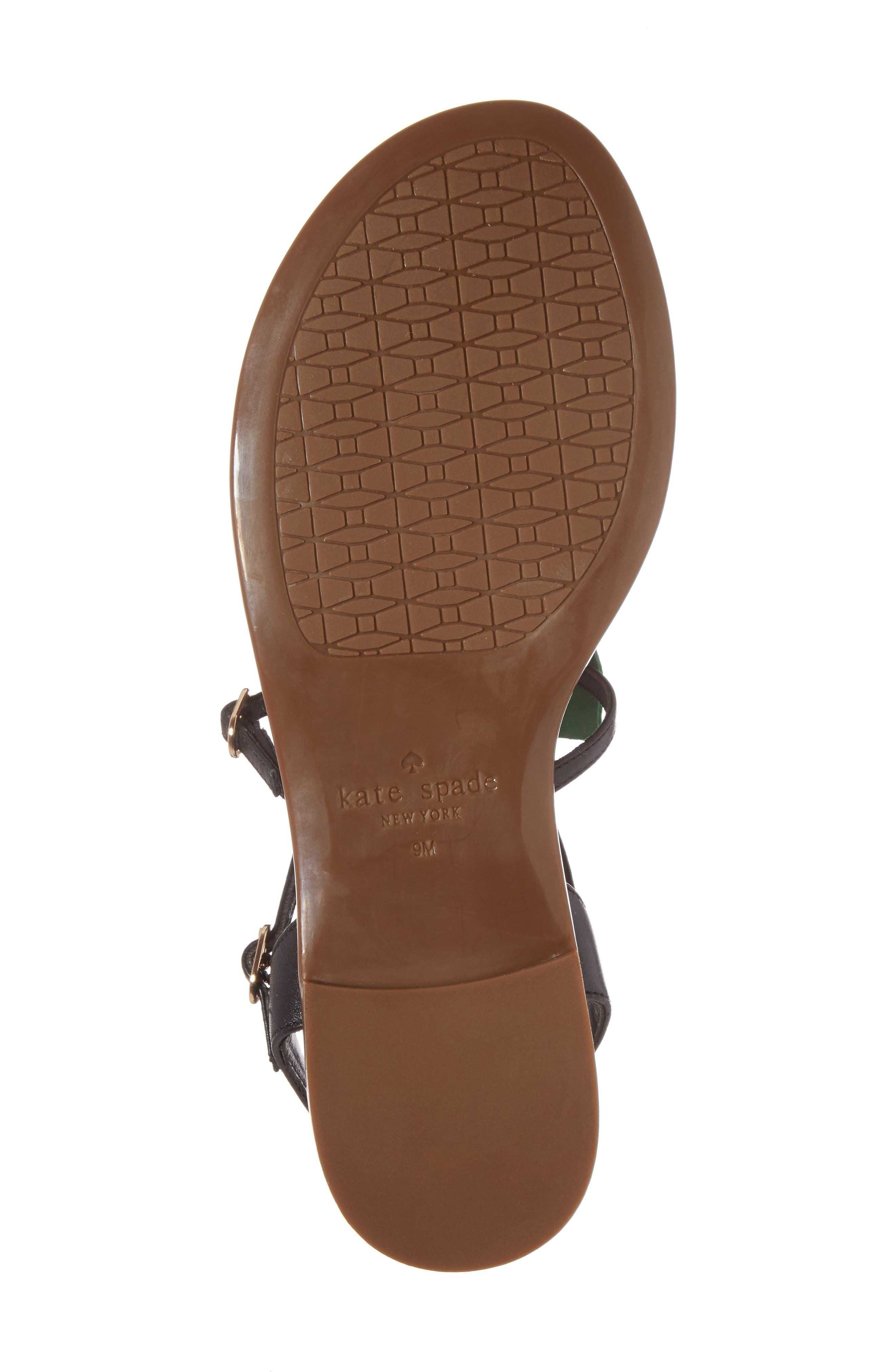 Alternate Image 6  - kate spade new york columbus flat sandal (Women)