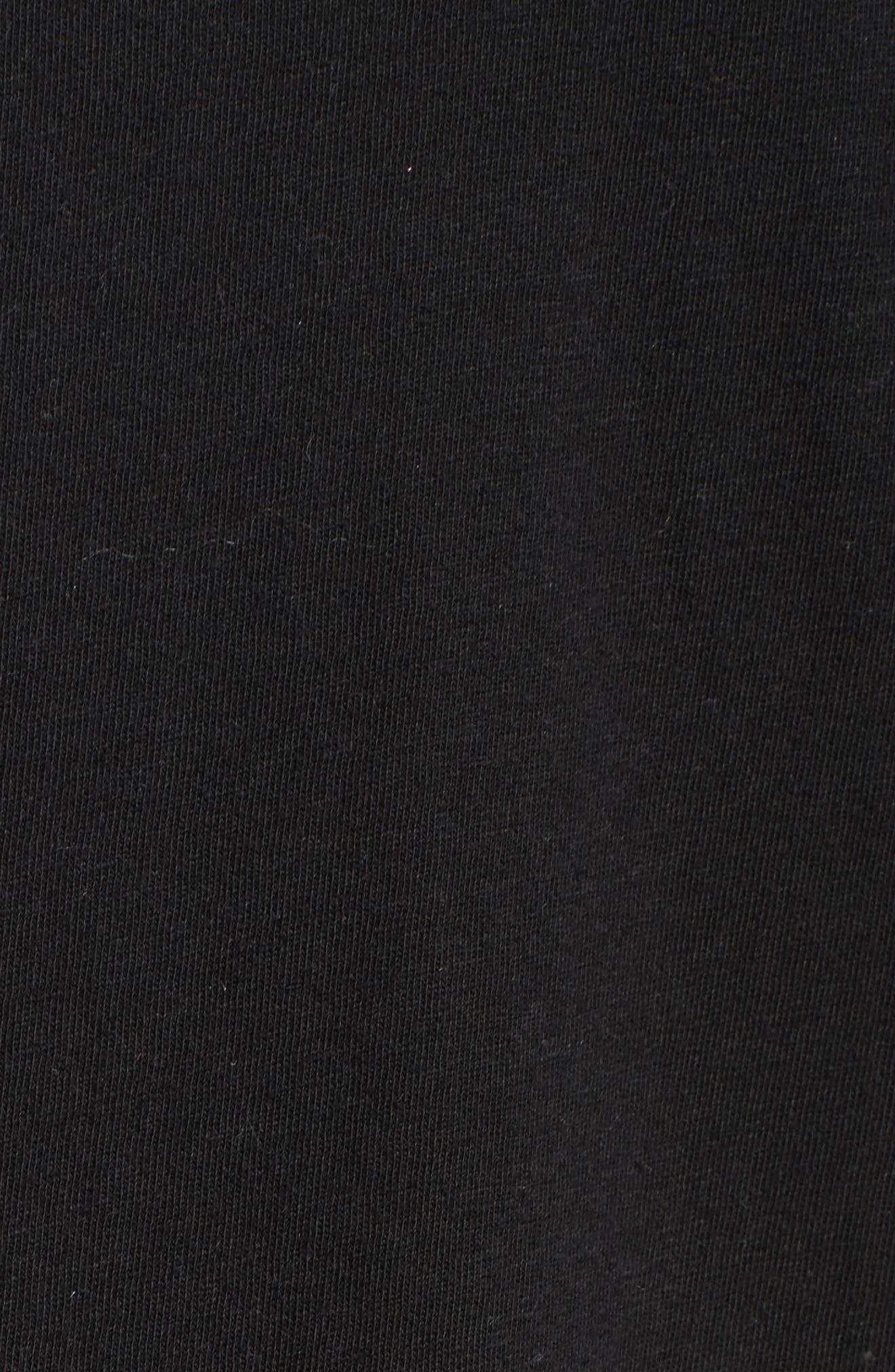 Alternate Image 5  - COZY ZOE Graphic Sleep Shirt (Plus Size)