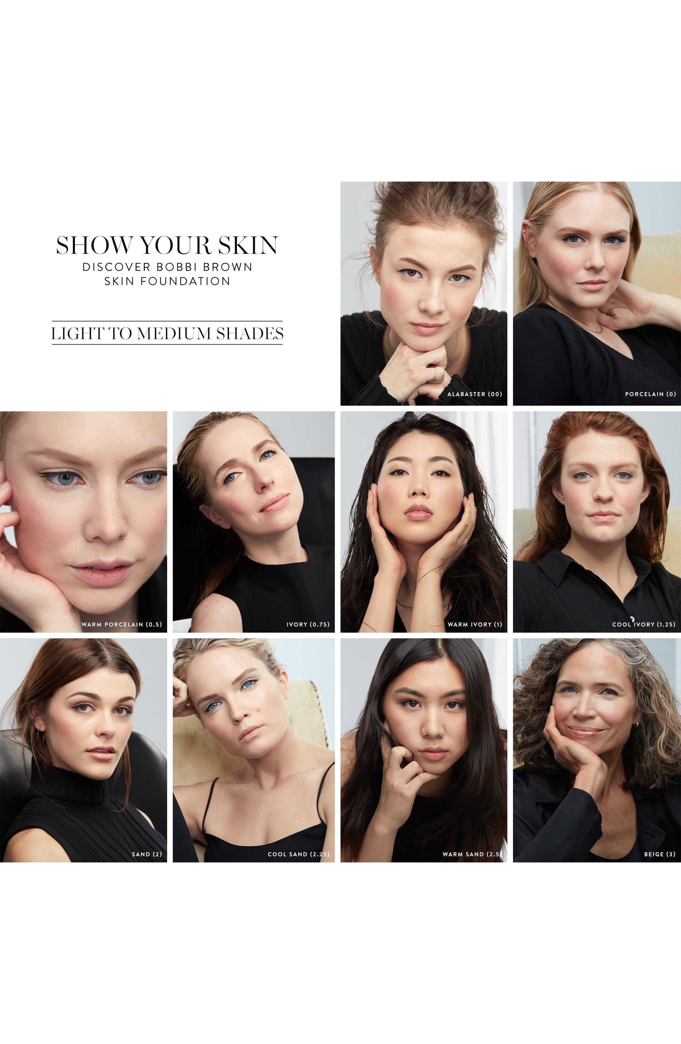 Alternate Image 5  - Bobbi Brown Skin Foundation SPF 15