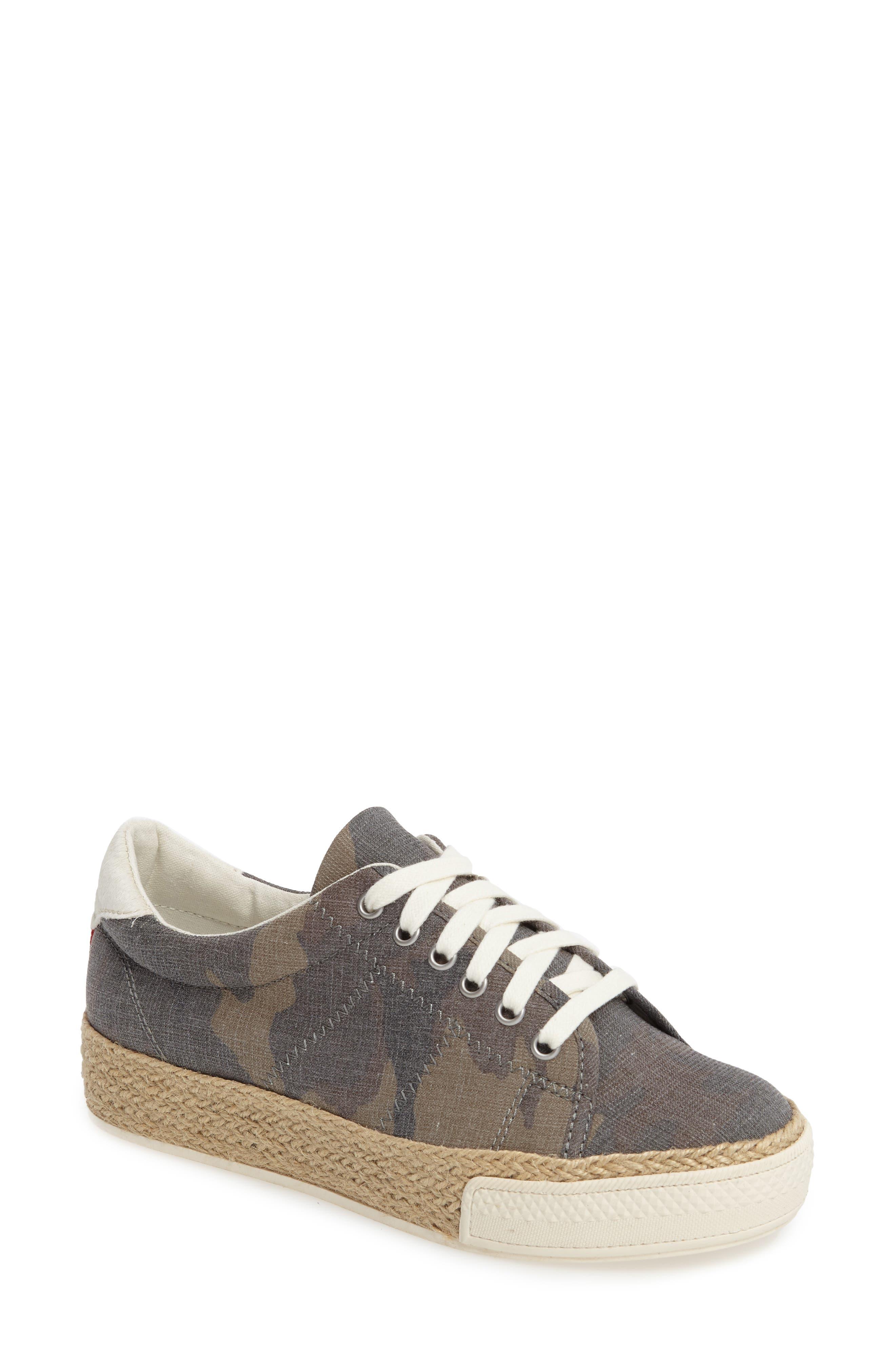 Alternate Image 1 Selected - Dolce Vita Tala Platform Sneaker (Women)