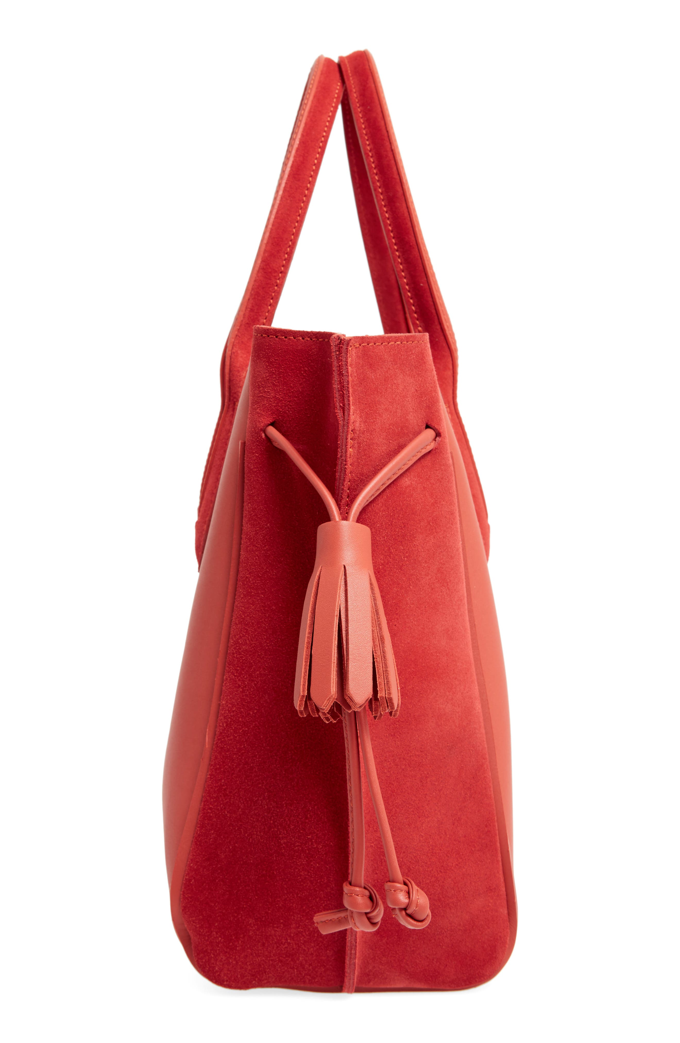 Alternate Image 5  - Longchamp Medium Penelope Fastaisie Leather Tote