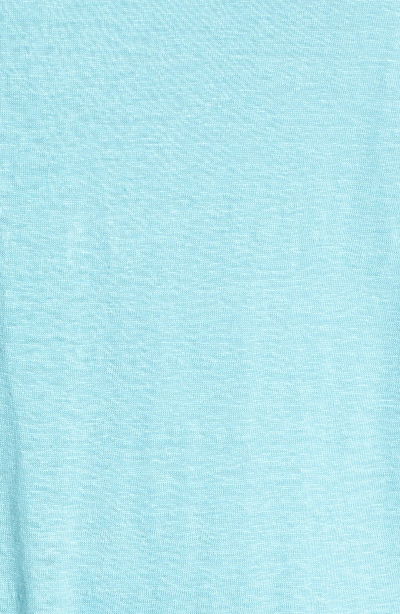 Alternate Image 5  - Eileen Fisher Organic Linen Tunic