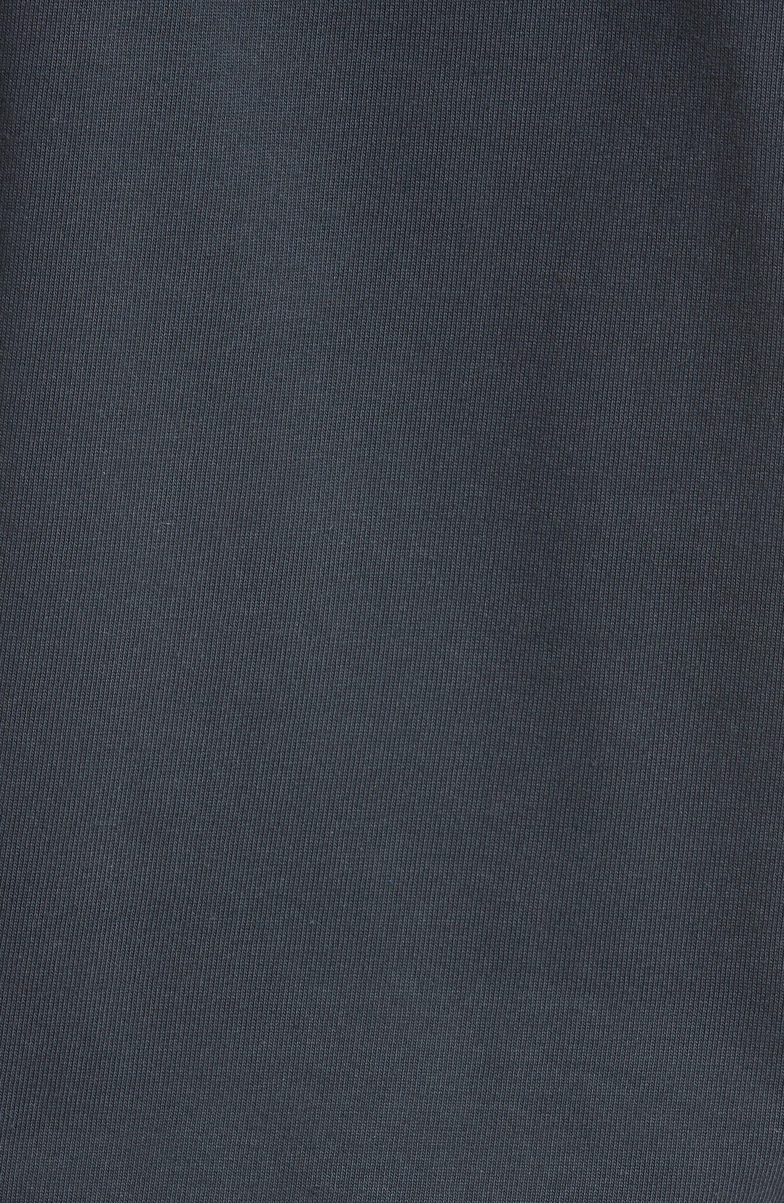Brody Hooded Sweatshirt,                             Alternate thumbnail 5, color,                             Grey