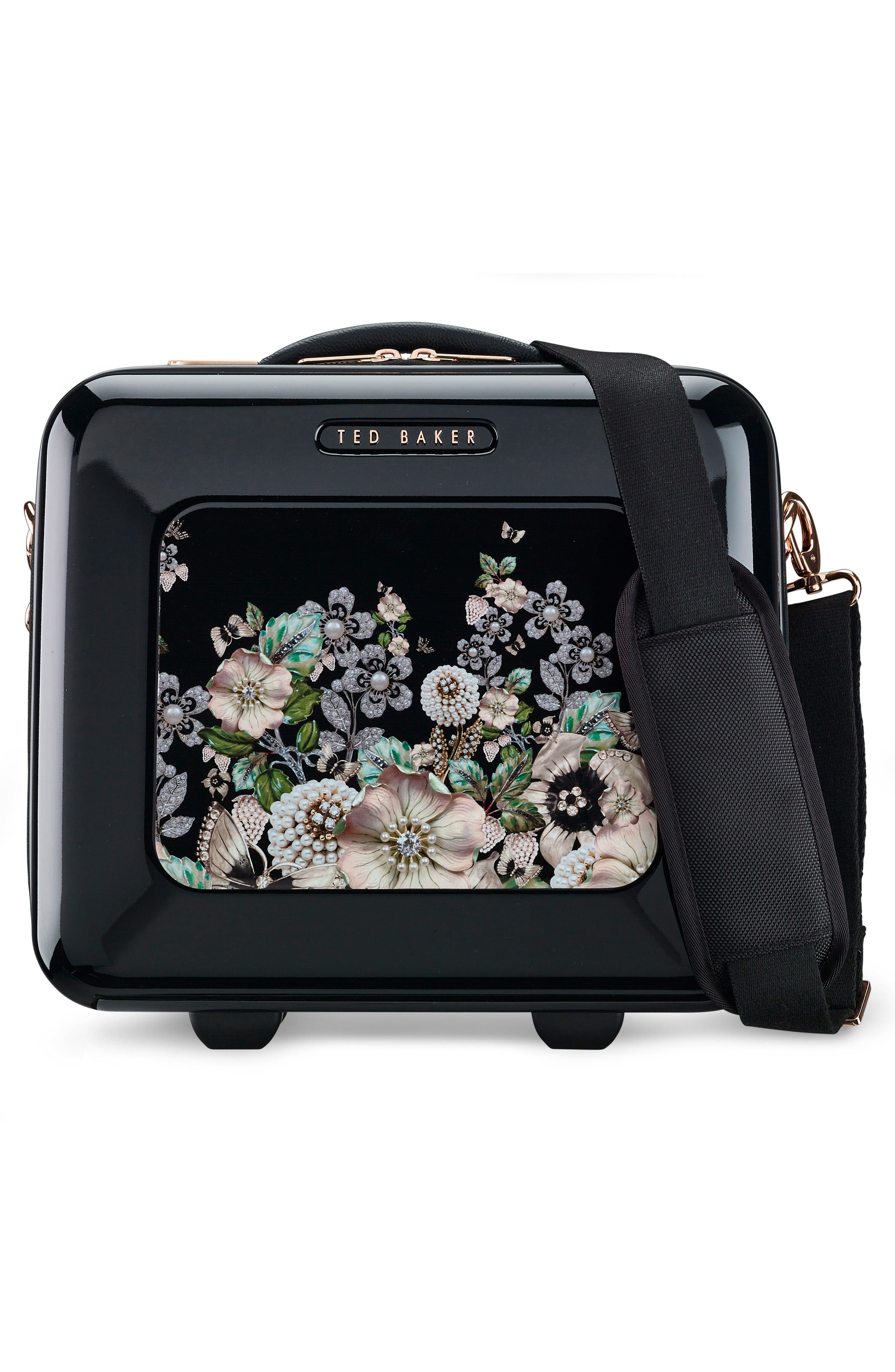 Alternate Image 5  - Ted Baker London Gem Garden Vanity Case