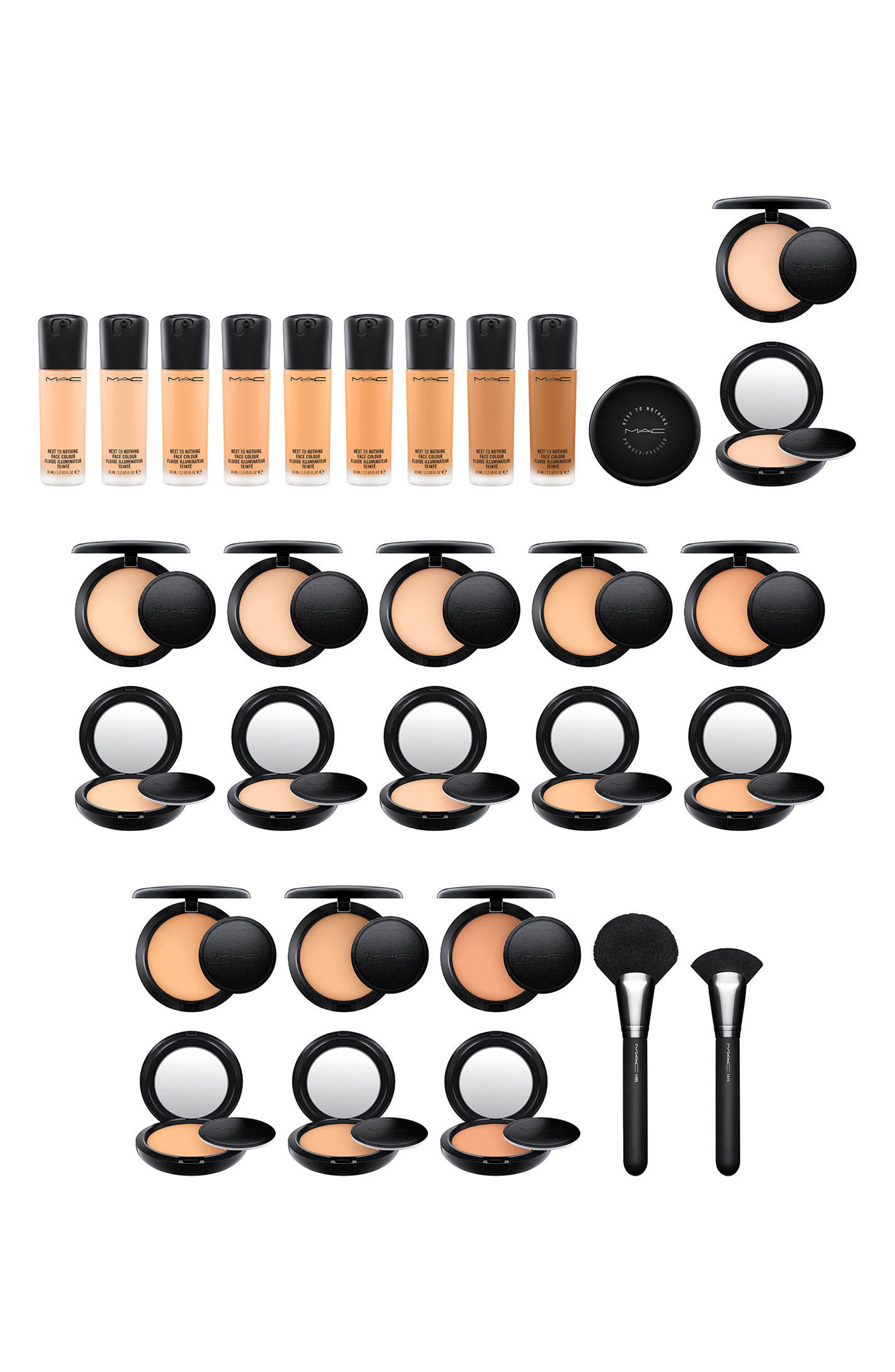 MAC Next to Nothing Powder/Pressed,                             Alternate thumbnail 9, color,