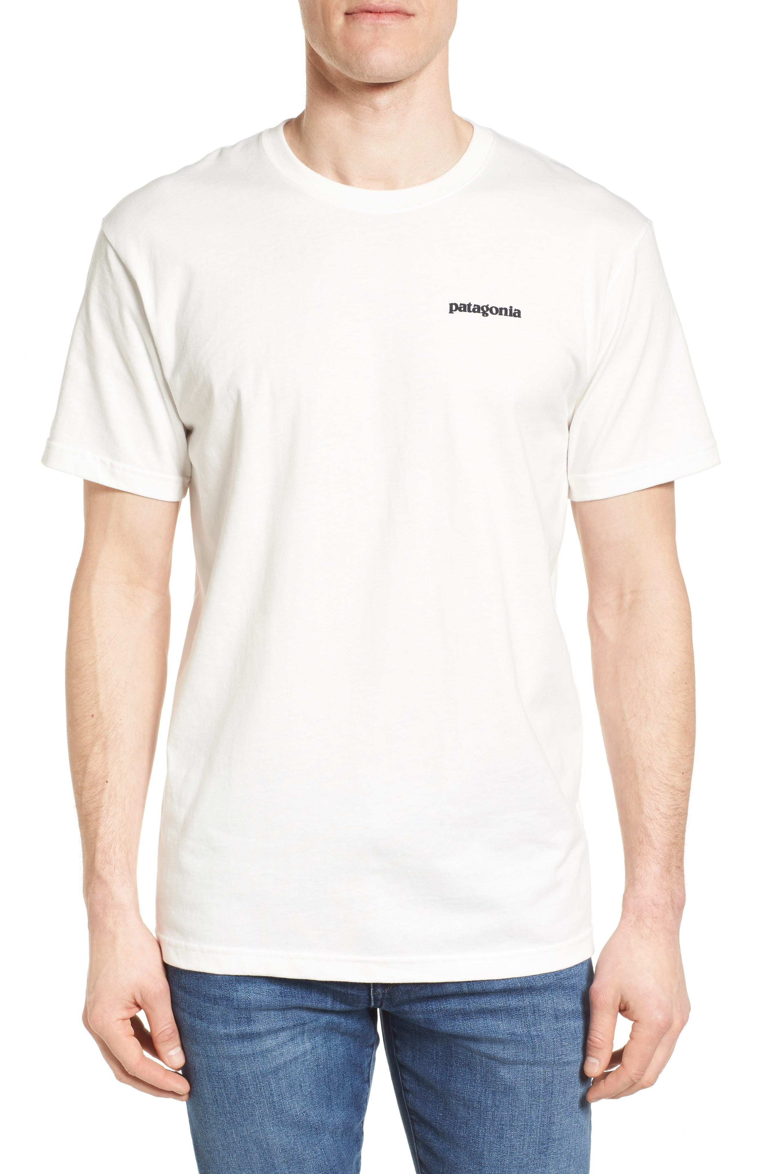 Alternate Image 1 Selected - Patagonia Fitz Roy Tarpon Regular Fit T-Shirt