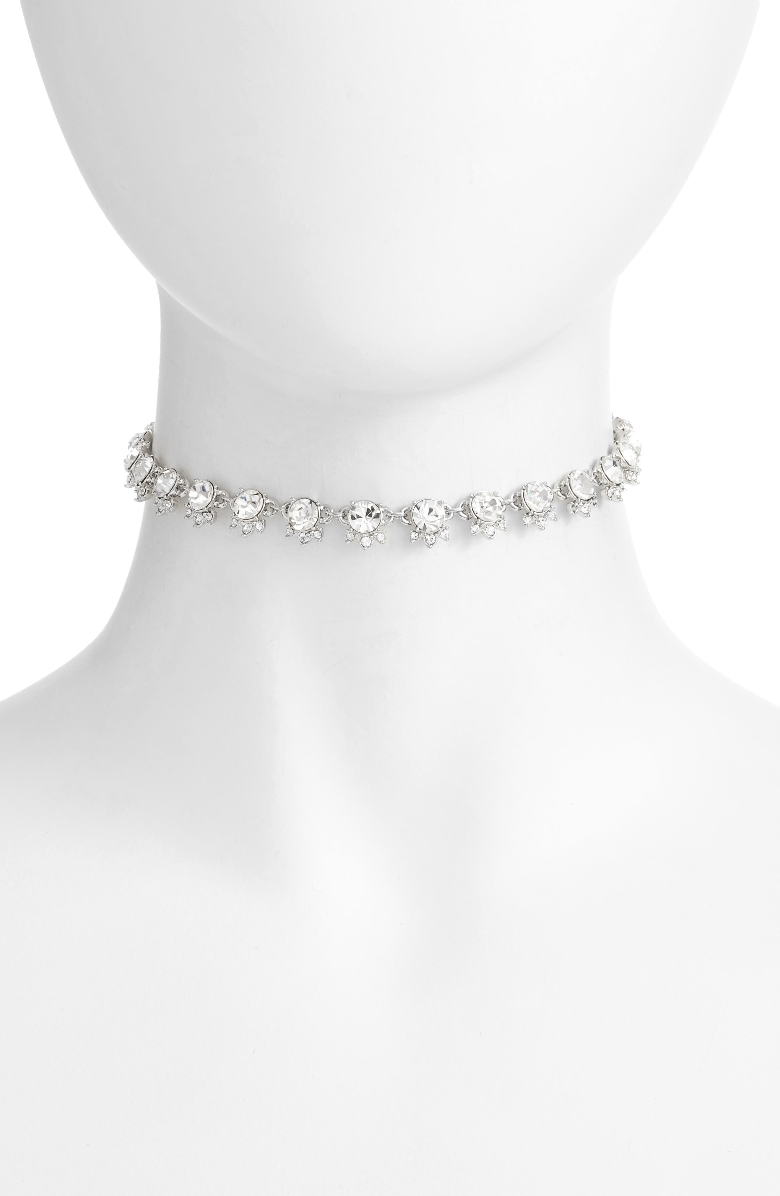 Alternate Image 1 Selected - Givenchy Crystal Choker