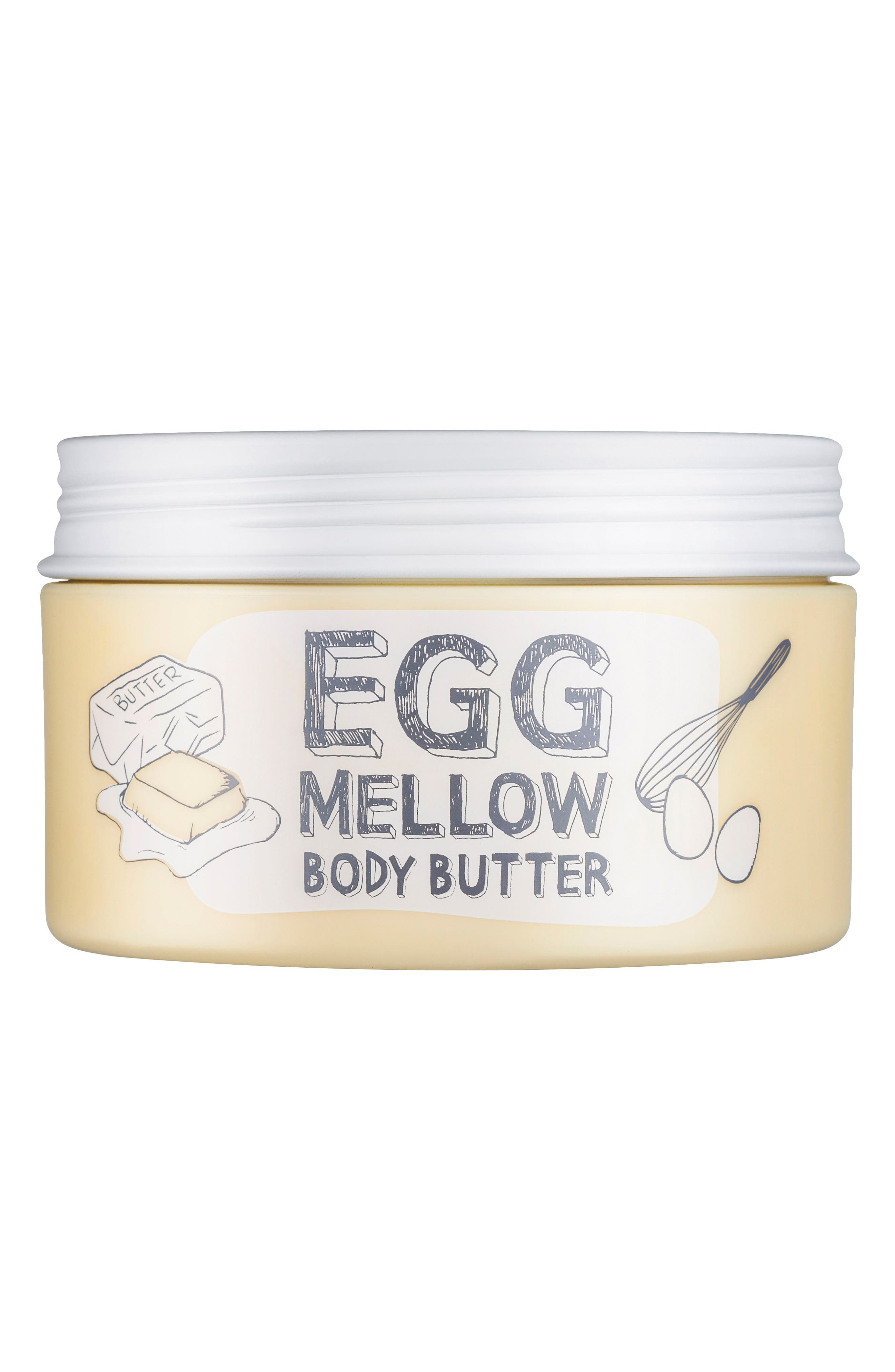 Main Image - Too Cool for School Egg Mellow Body Butter