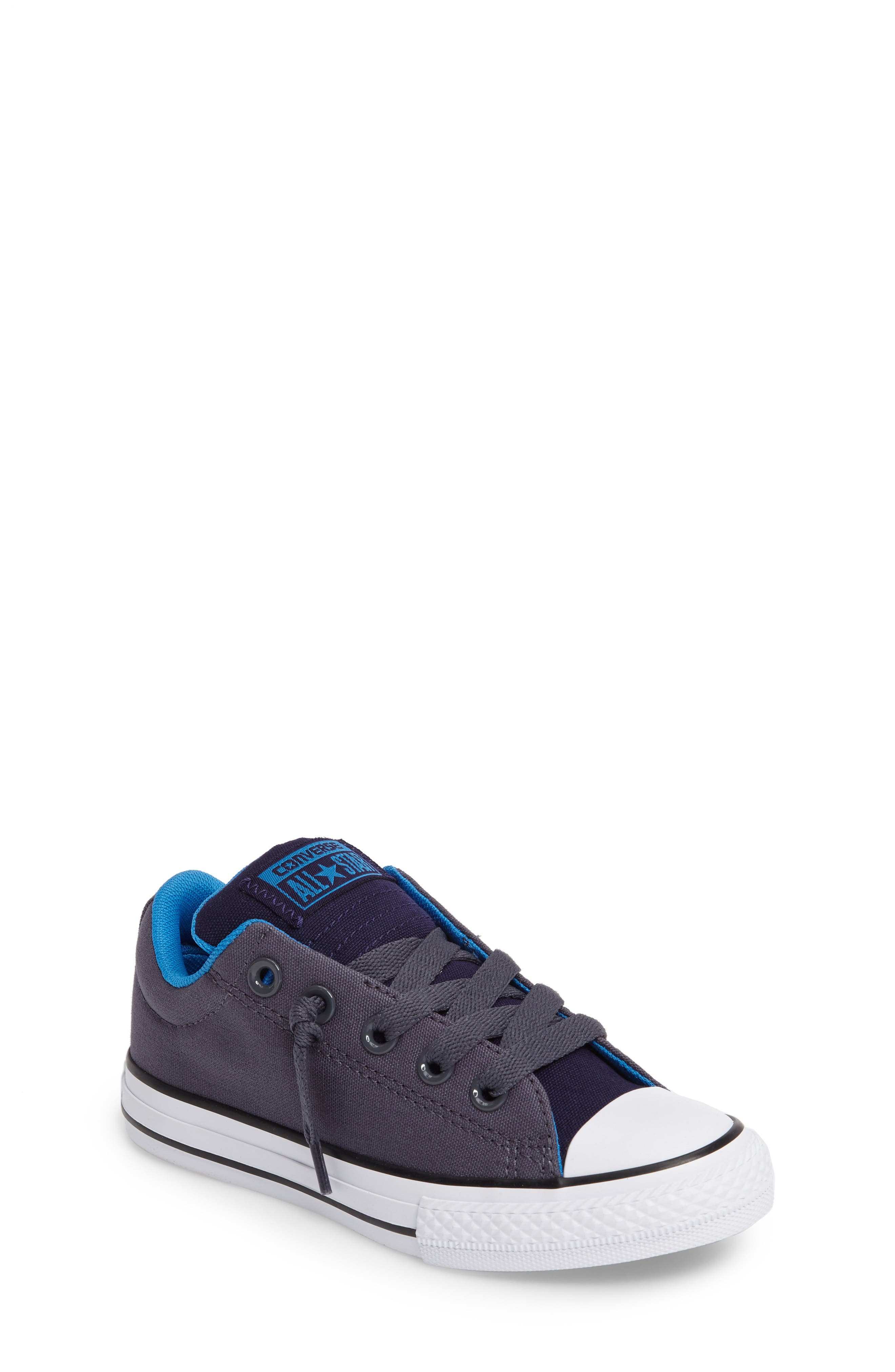 Main Image - Converse Chuck Taylor® All Star® 'Ox' Sneaker (Toddler, Little Kid & Big Kid)