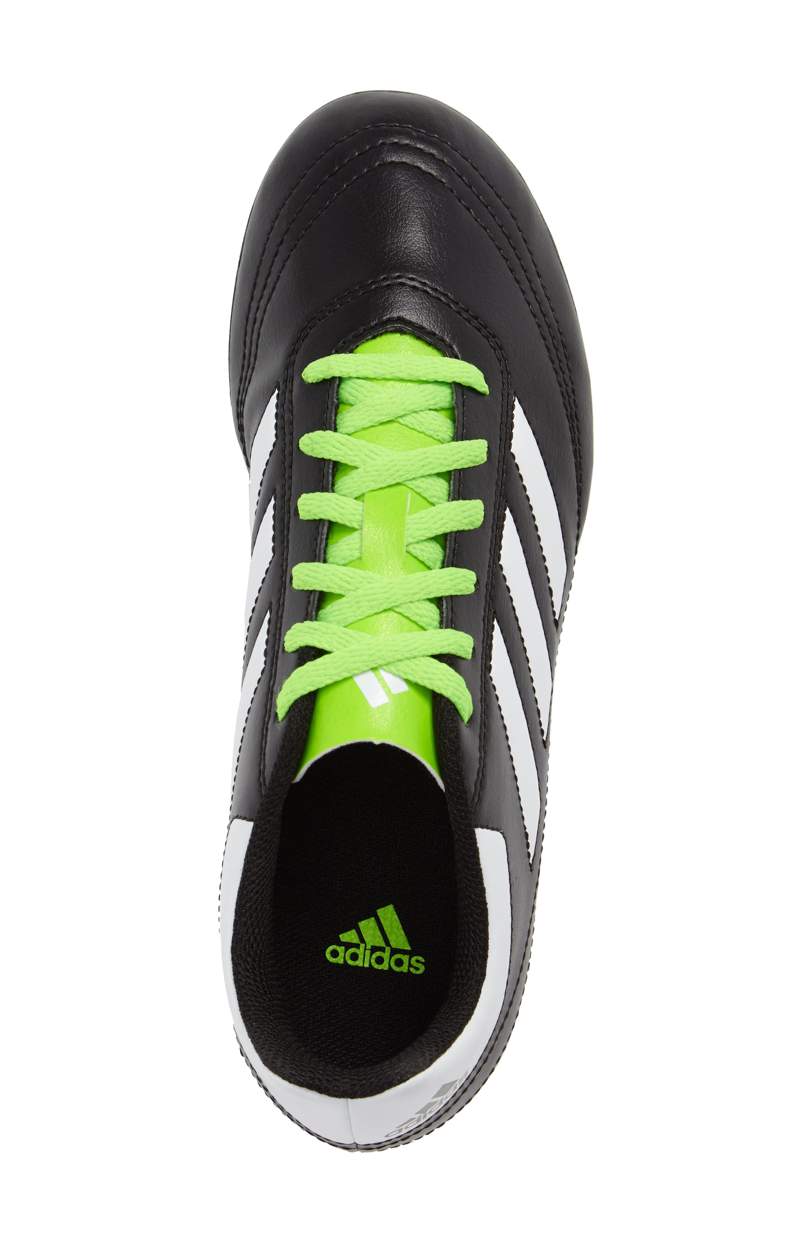 Alternate Image 5  - adidas Goletto VI Soccer Shoe (Toddler, Little Kid & Big Kid)