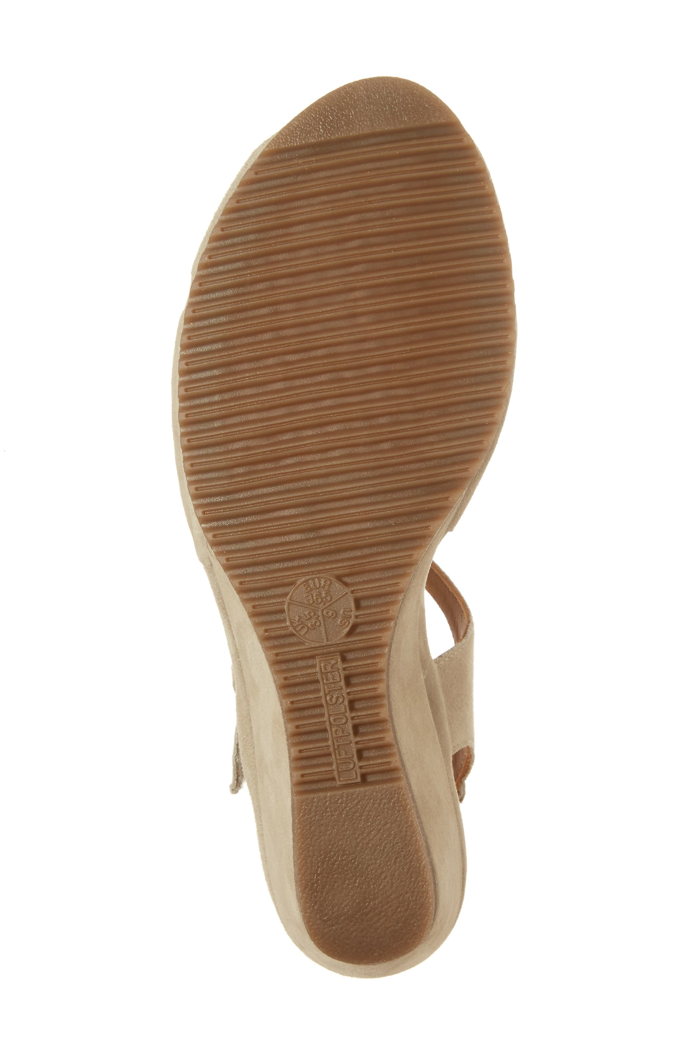 Alternate Image 6  - ara Wedge Sandal (Women)