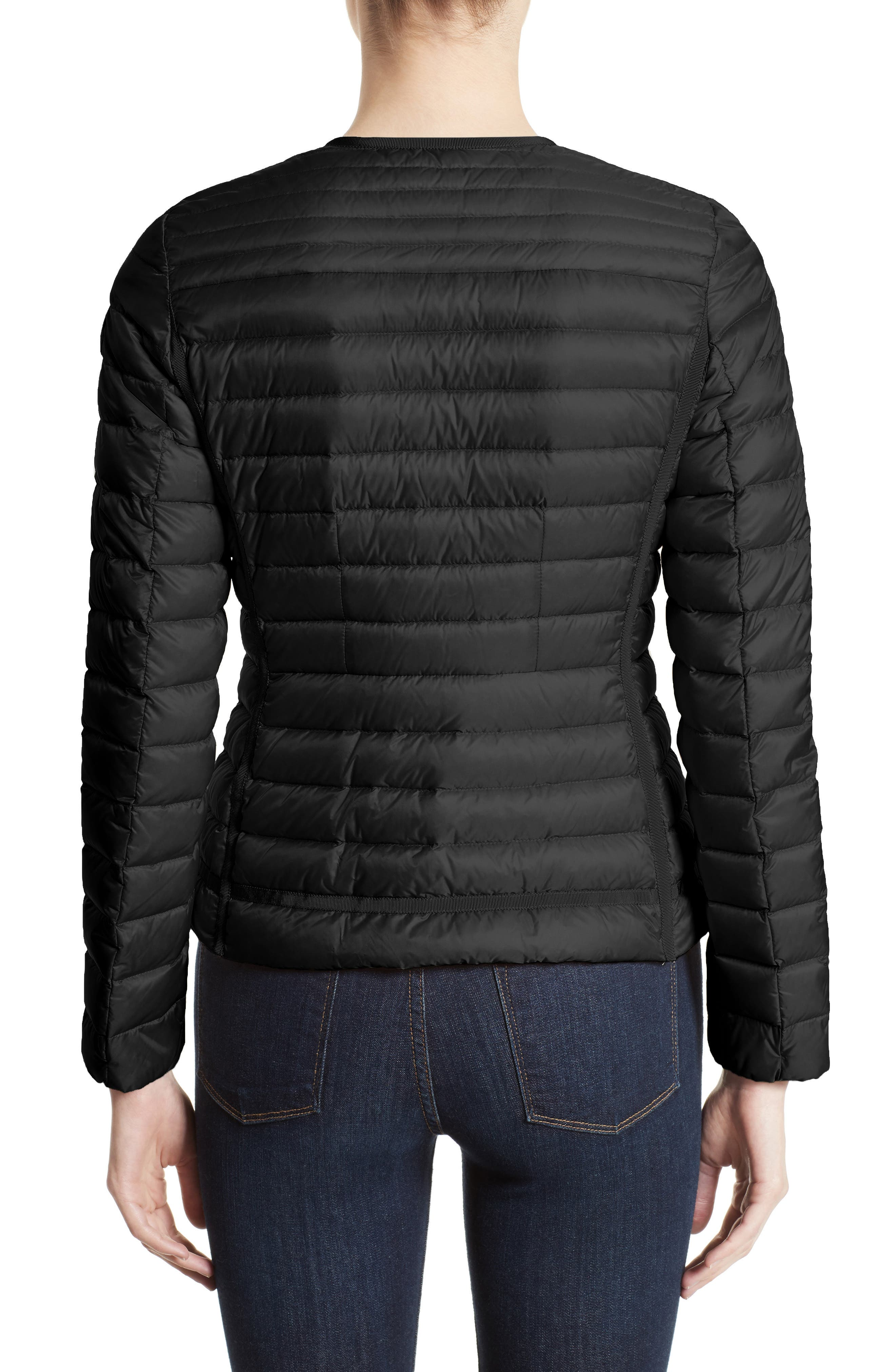 Alternate Image 2  - Moncler Amy Quilted Down Jacket