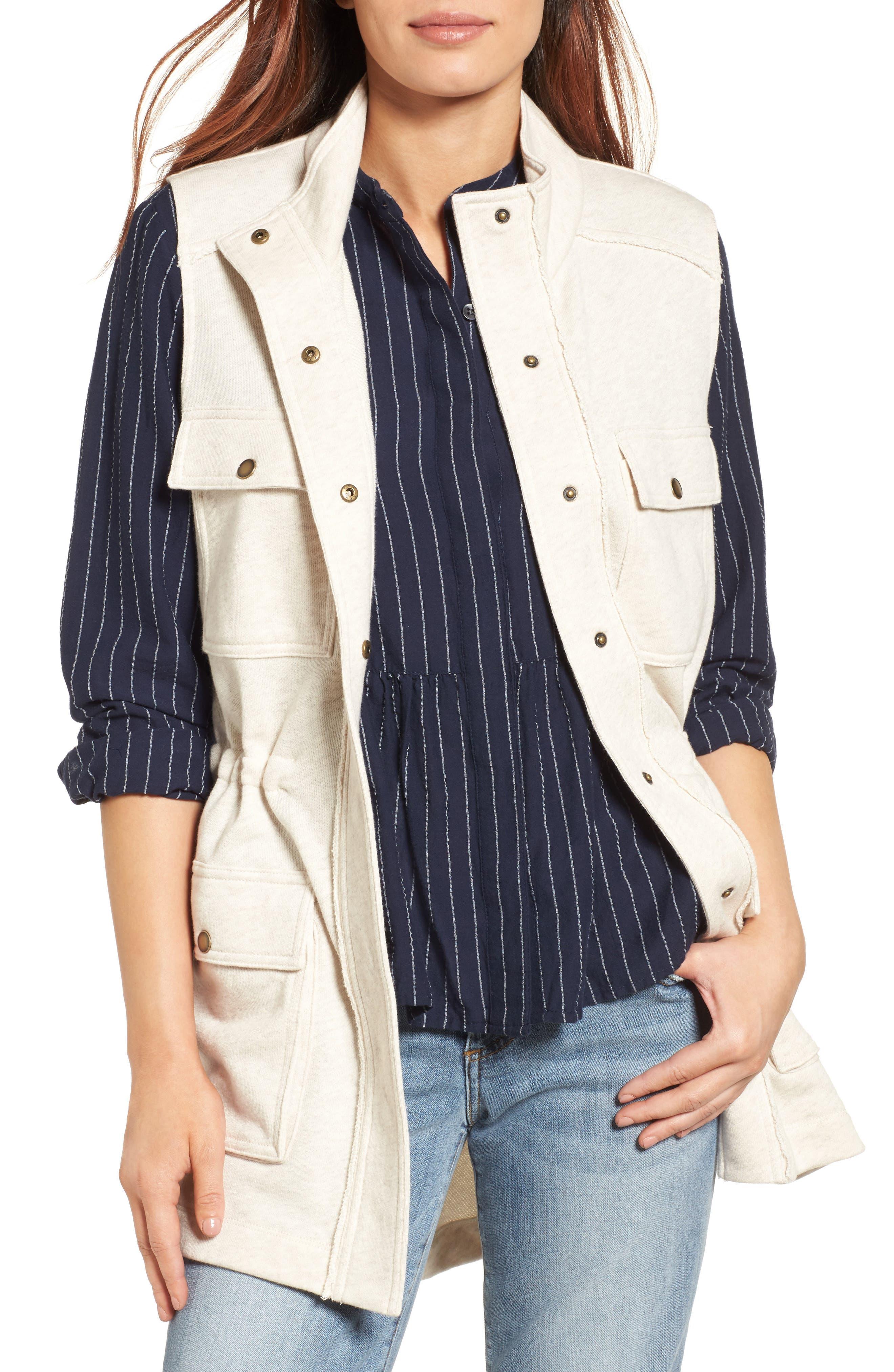 CASLON<SUP>®</SUP> Utility Vest