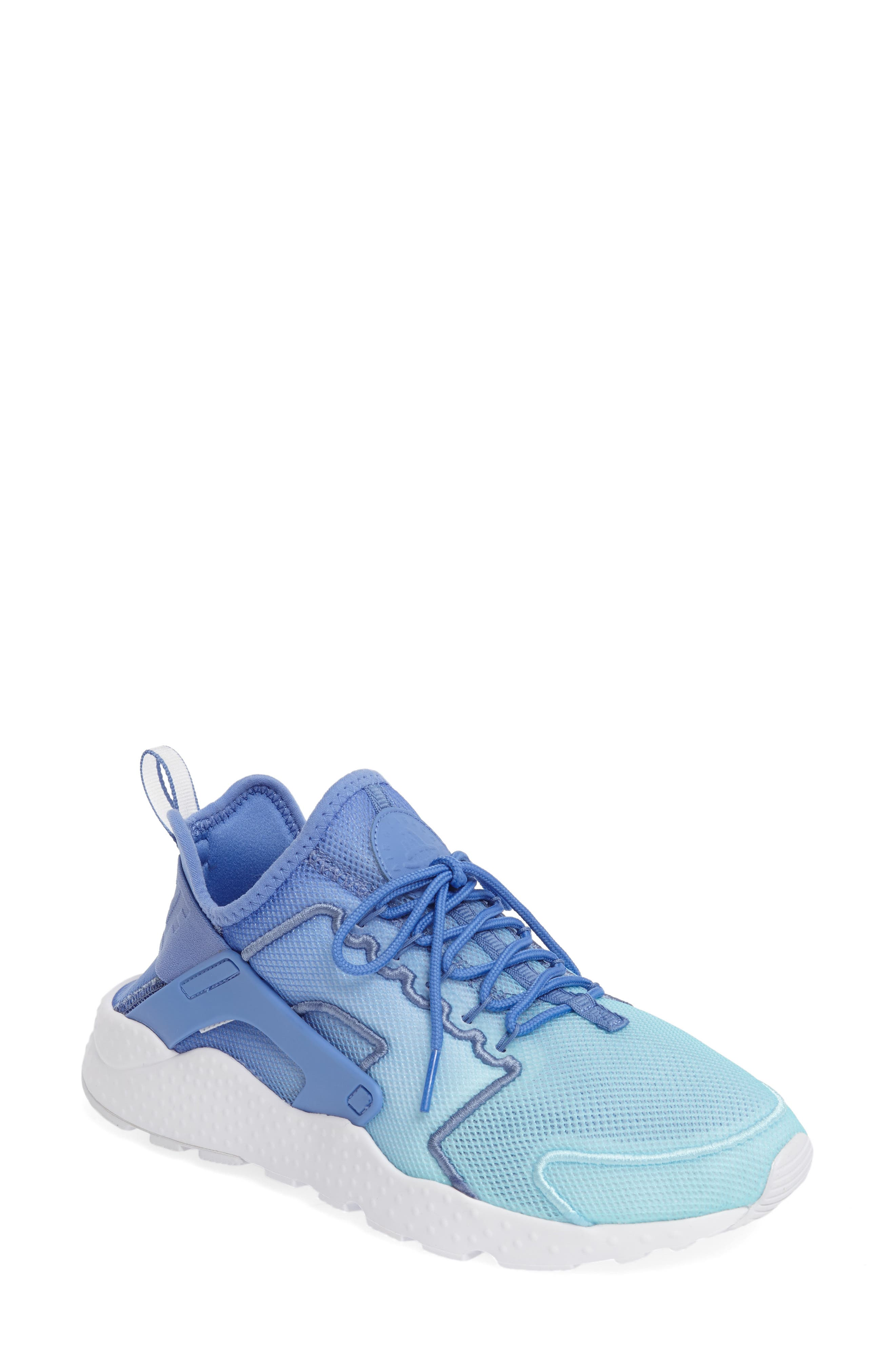 Alternate Image 1 Selected - Nike 'Air Huarache Run Ultra Mesh' Sneaker (Women)