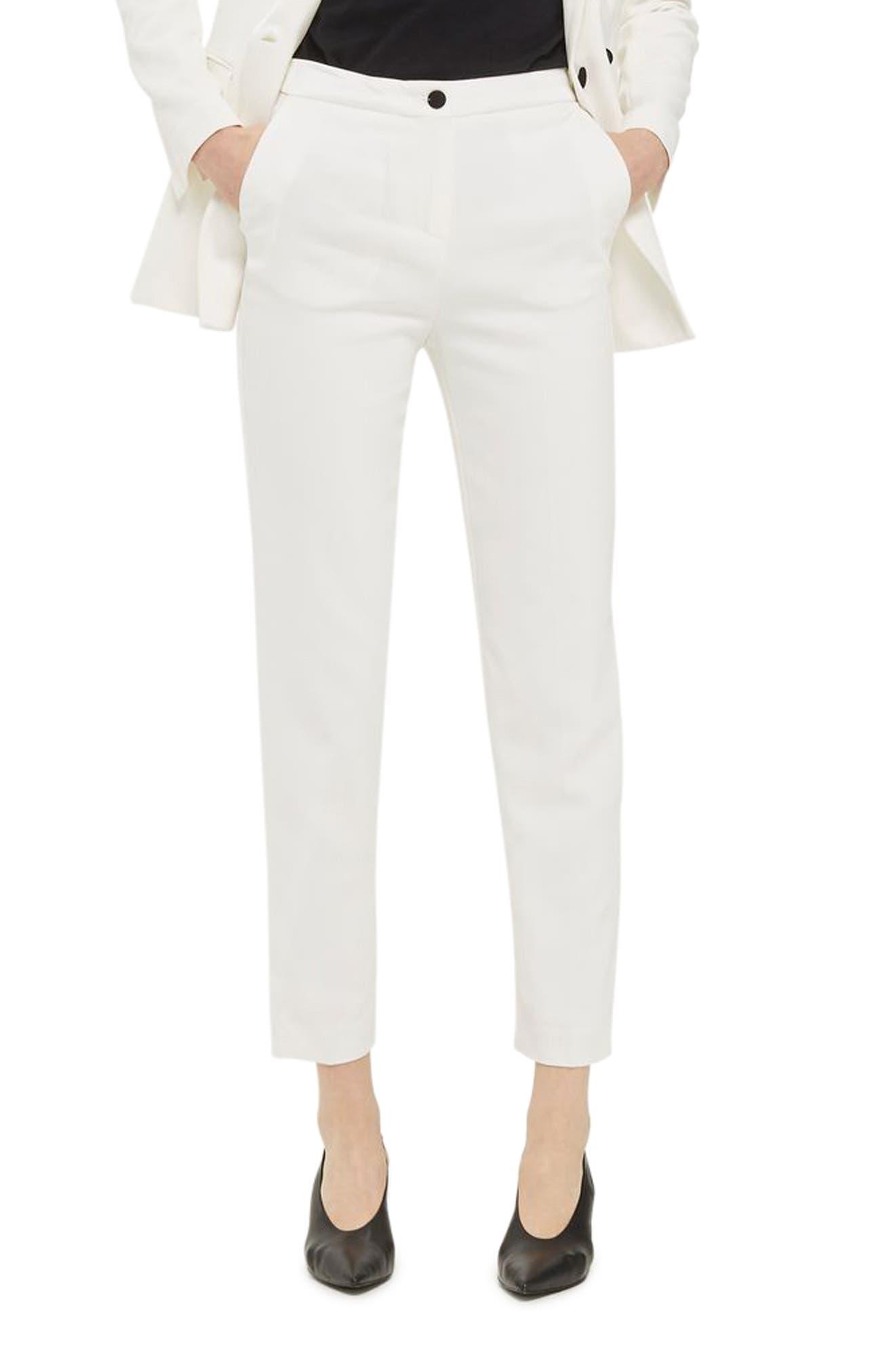 Main Image - Topshop Tux Suit Trousers