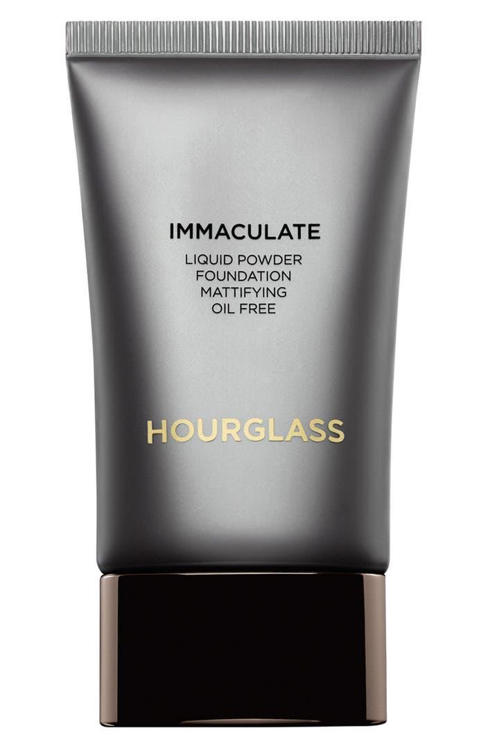 HOURGLASS Immaculate® Liquid Powder Foundation