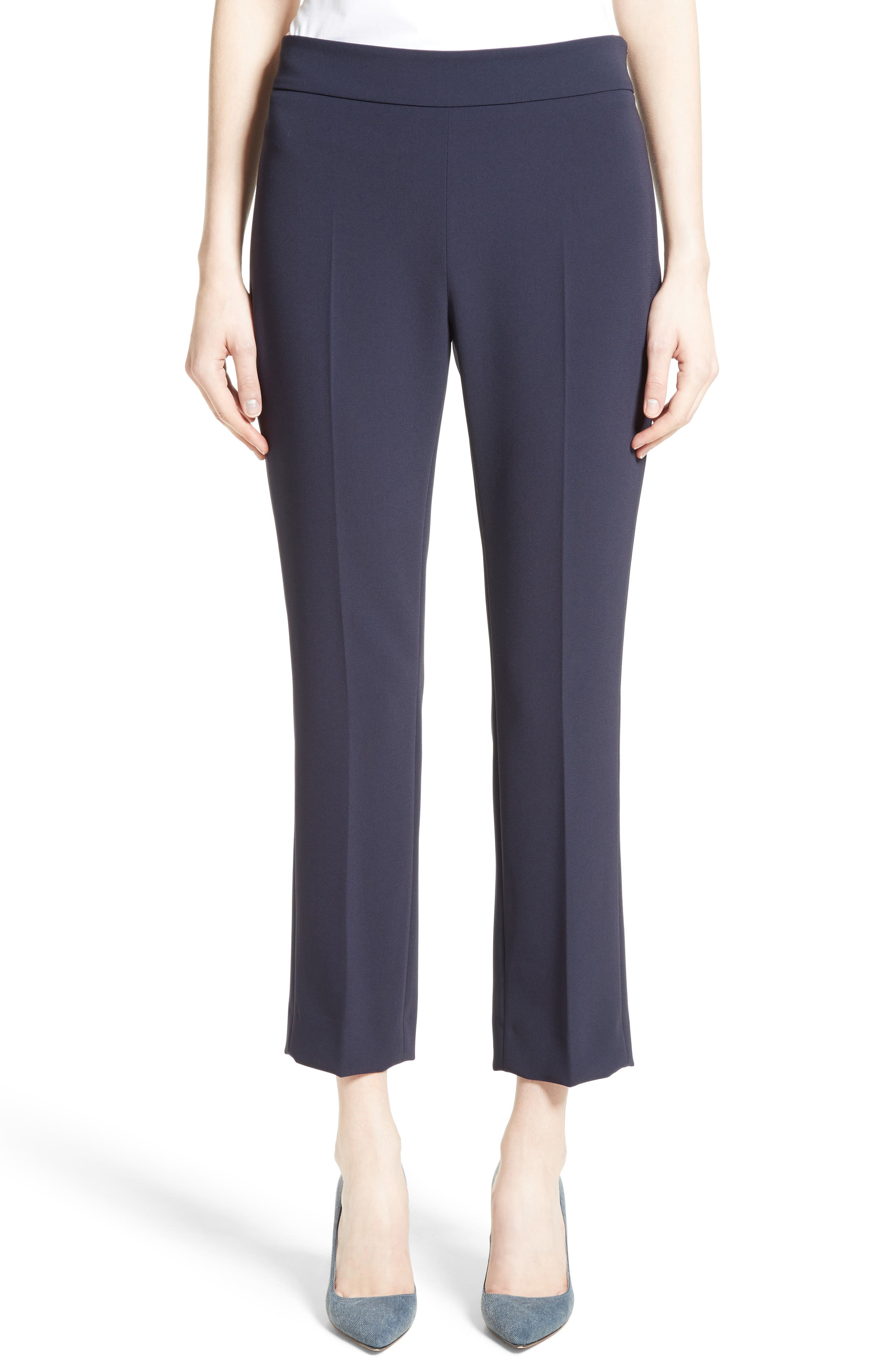 Alcano Crop Pants,                         Main,                         color, Ultra Marine