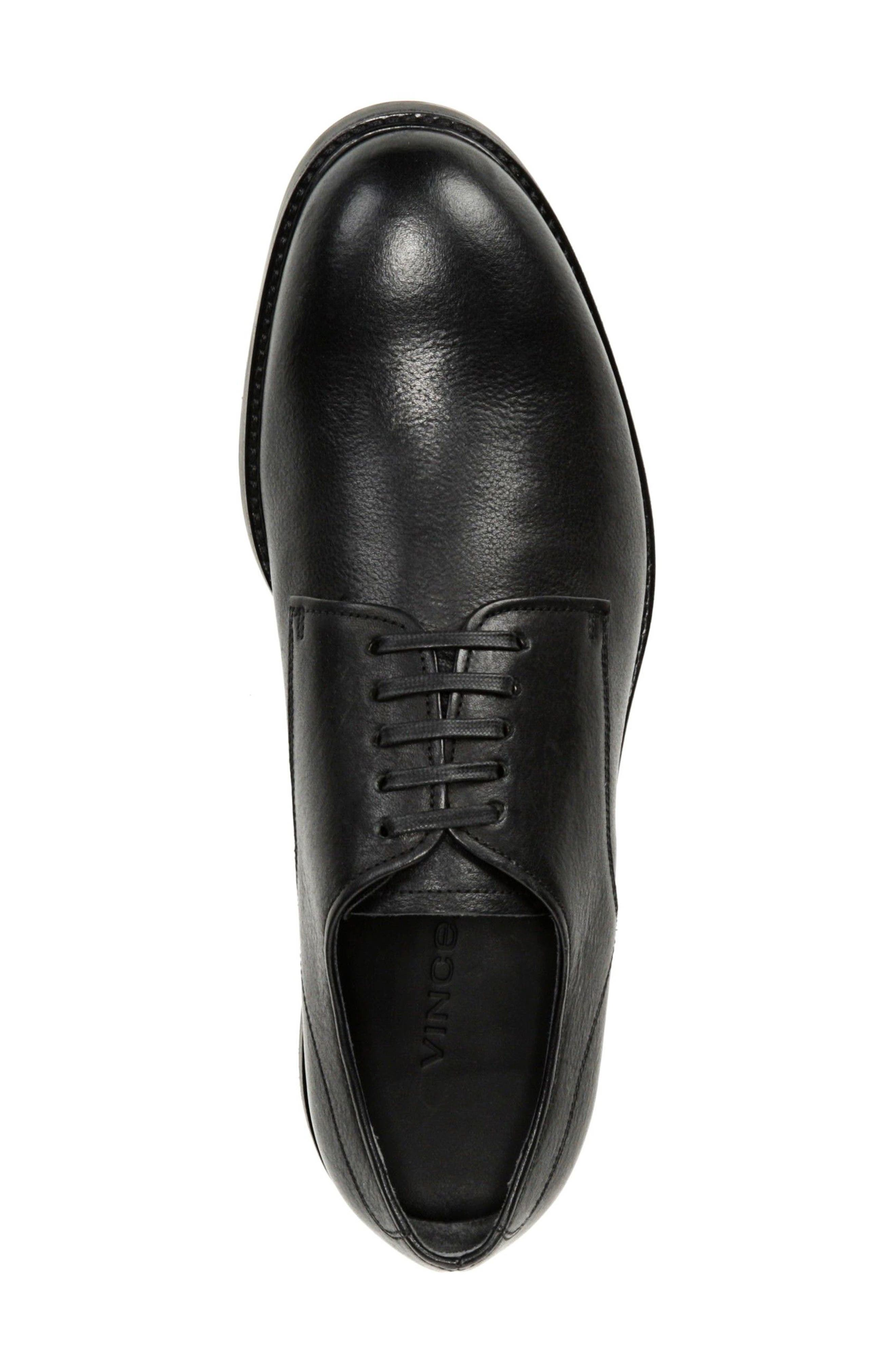Alternate Image 5  - Vince Proctor Plain Toe Derby (Men)