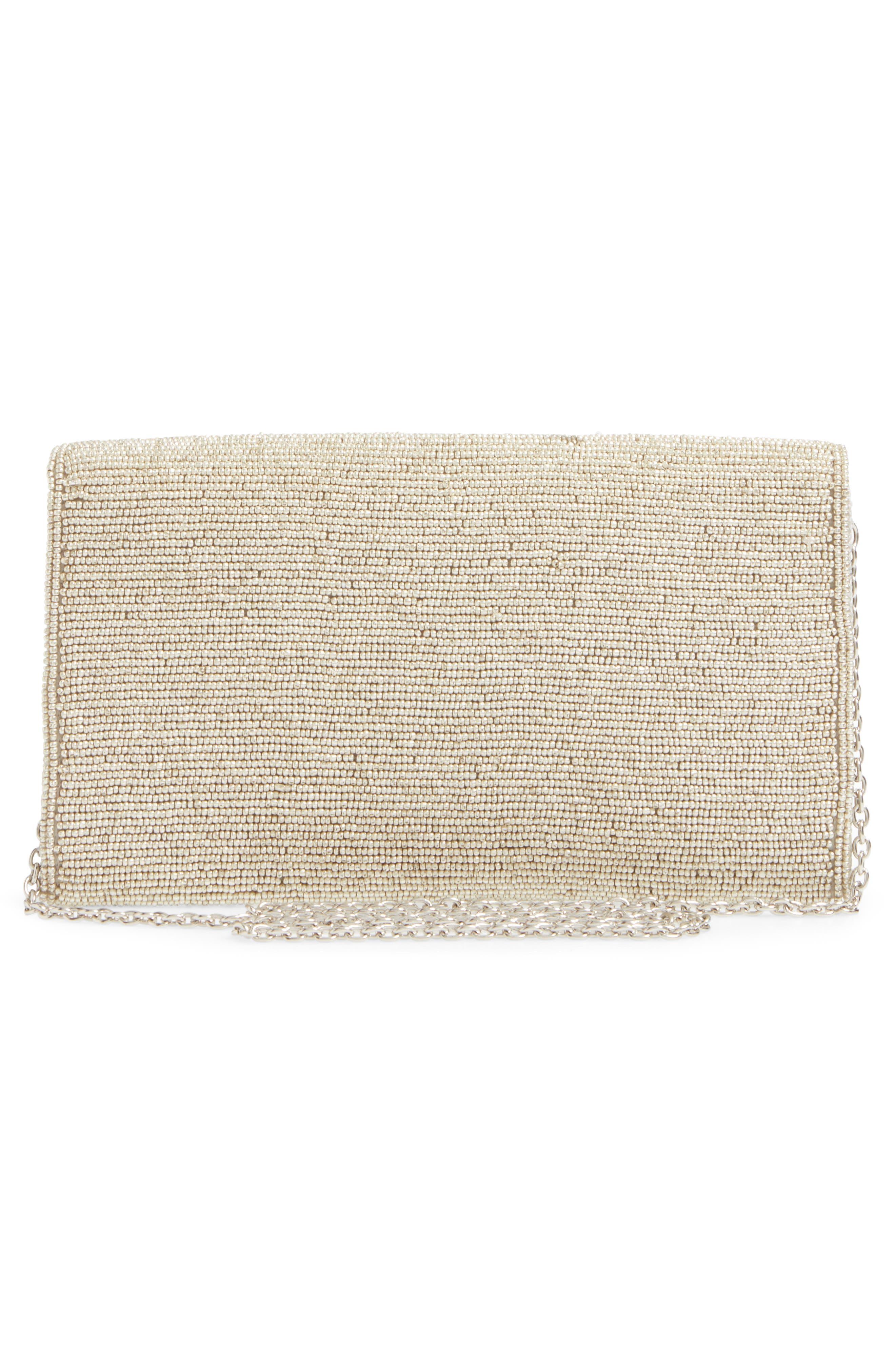 Alternate Image 2  - Glint 'Alhambra' Embellished Envelope Clutch
