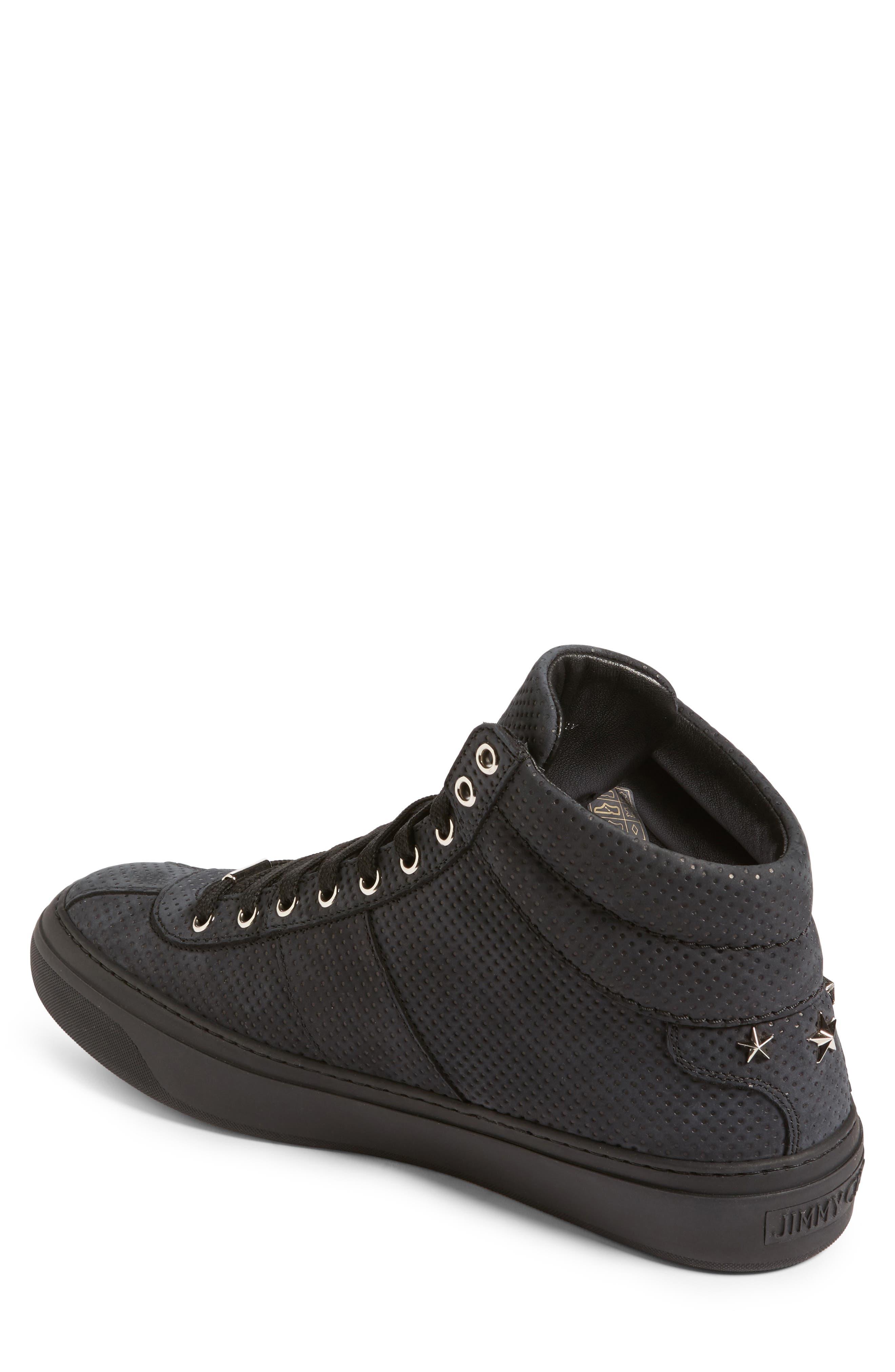 Belgravi Sneaker,                             Alternate thumbnail 2, color,                             Black/ Steel
