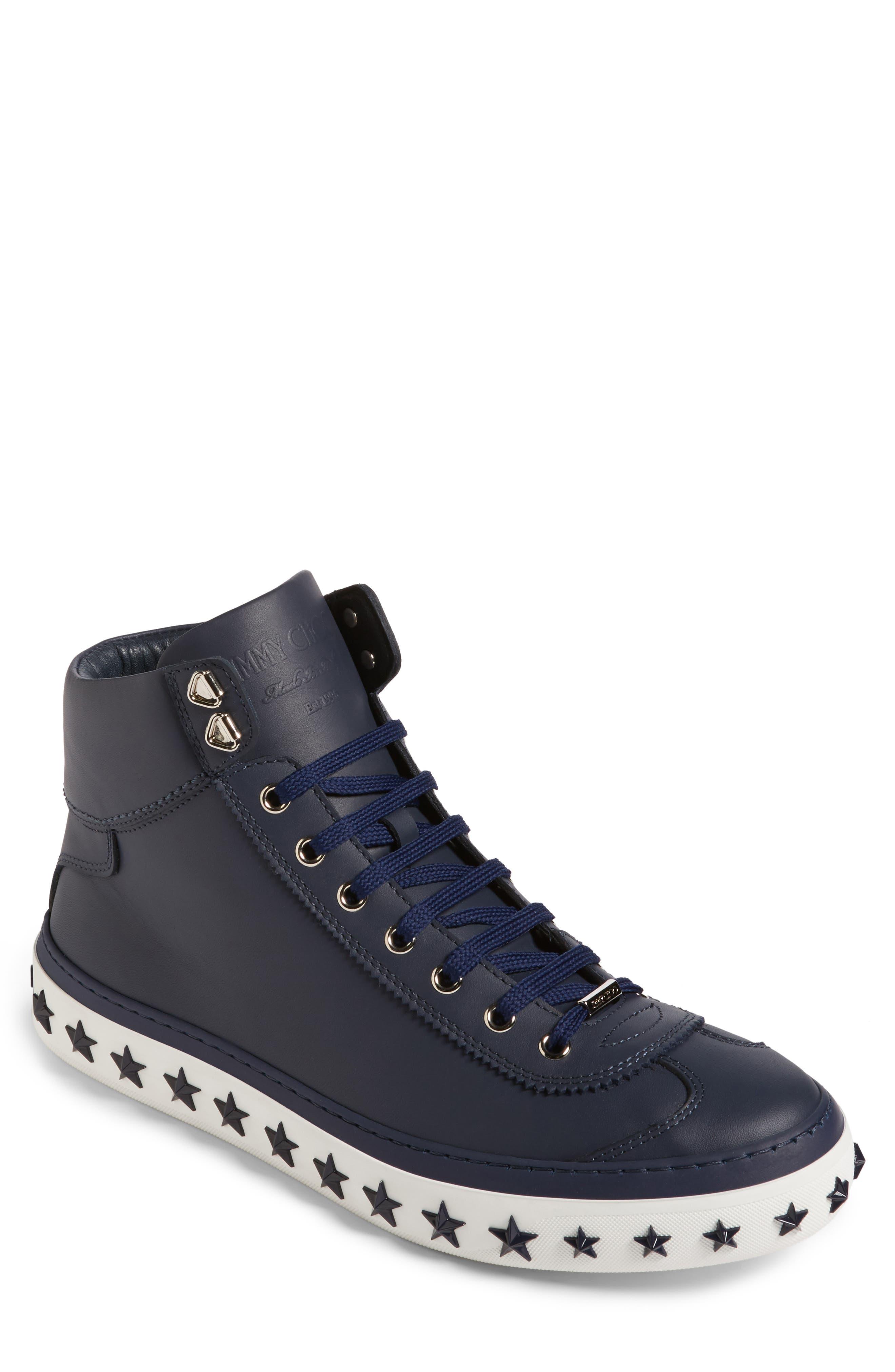 Jimmy Choo Argyle Star Sneaker (Men)