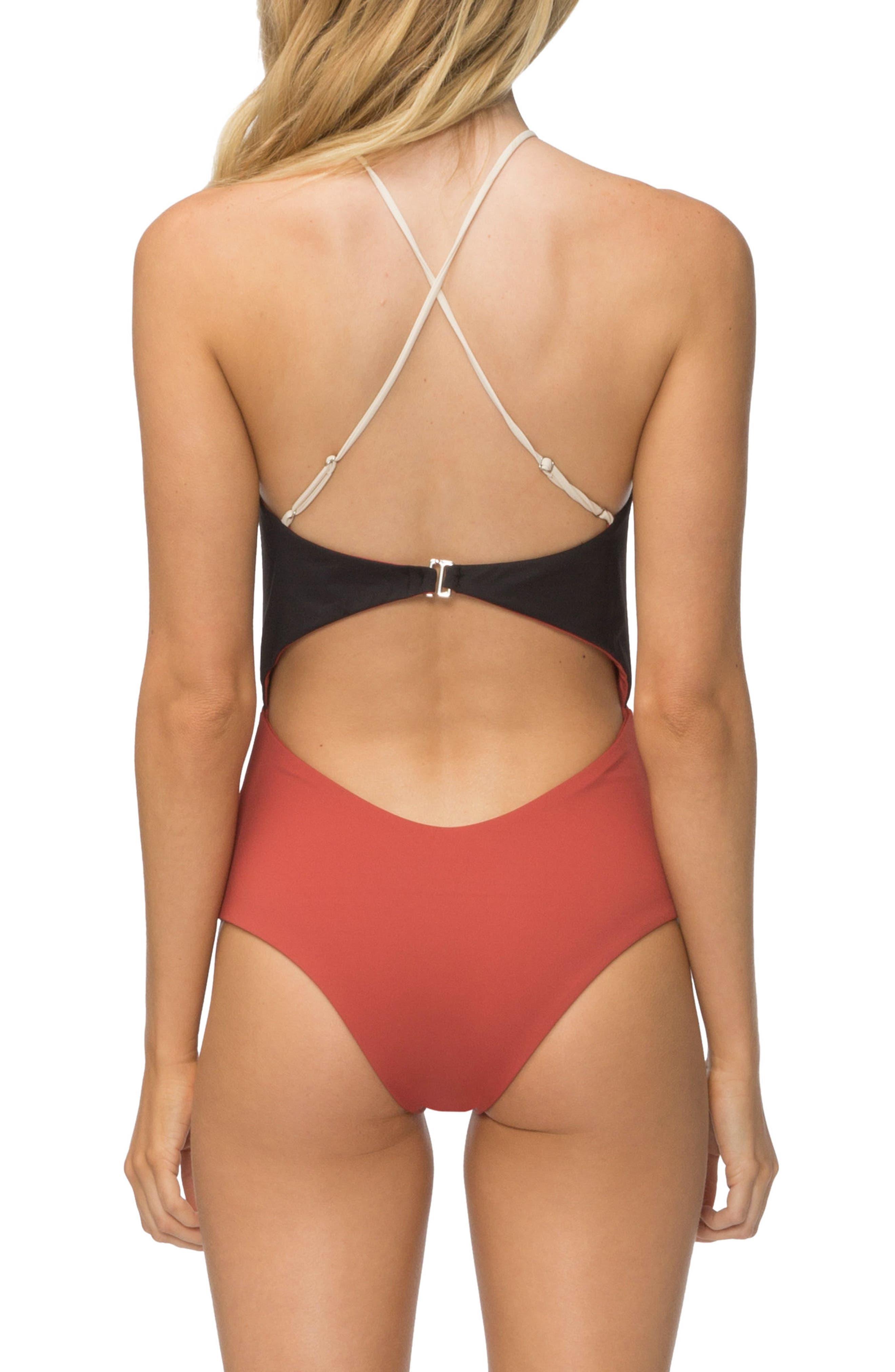Alternate Image 2  - TAVIK Lela One-Piece Swimsuit