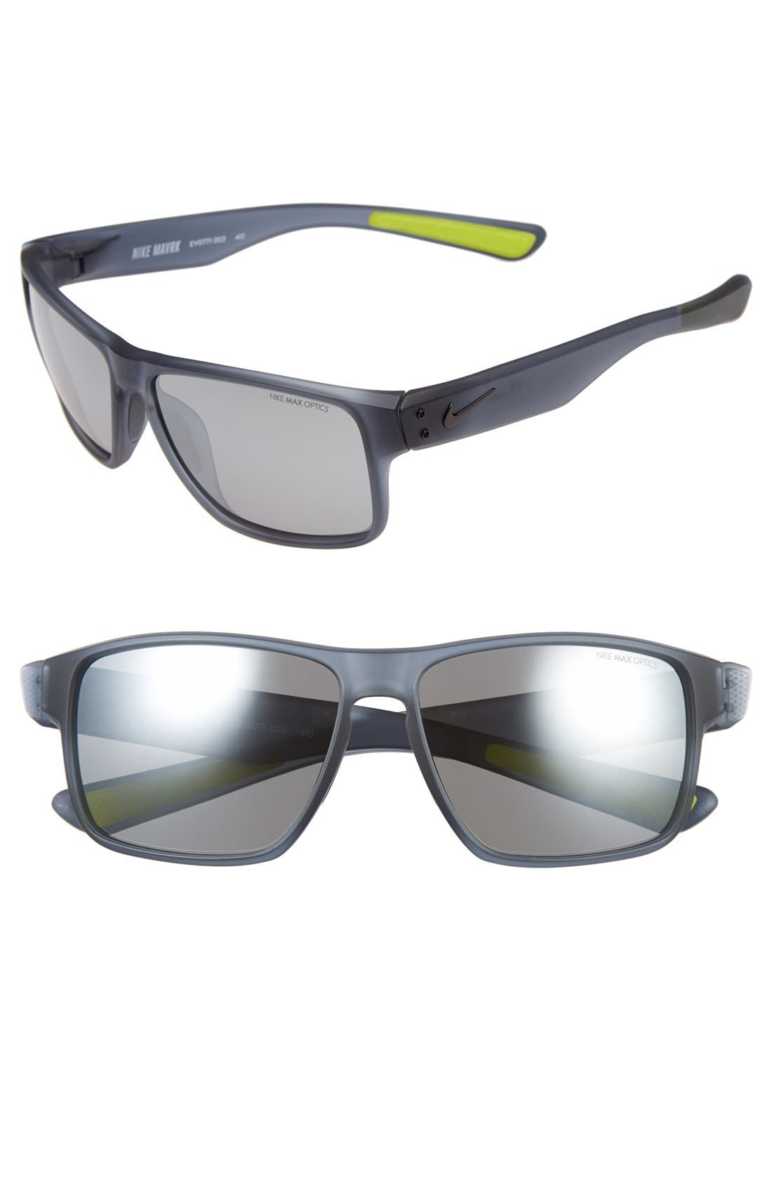 NIKE Mavrk 59mm Sunglasses