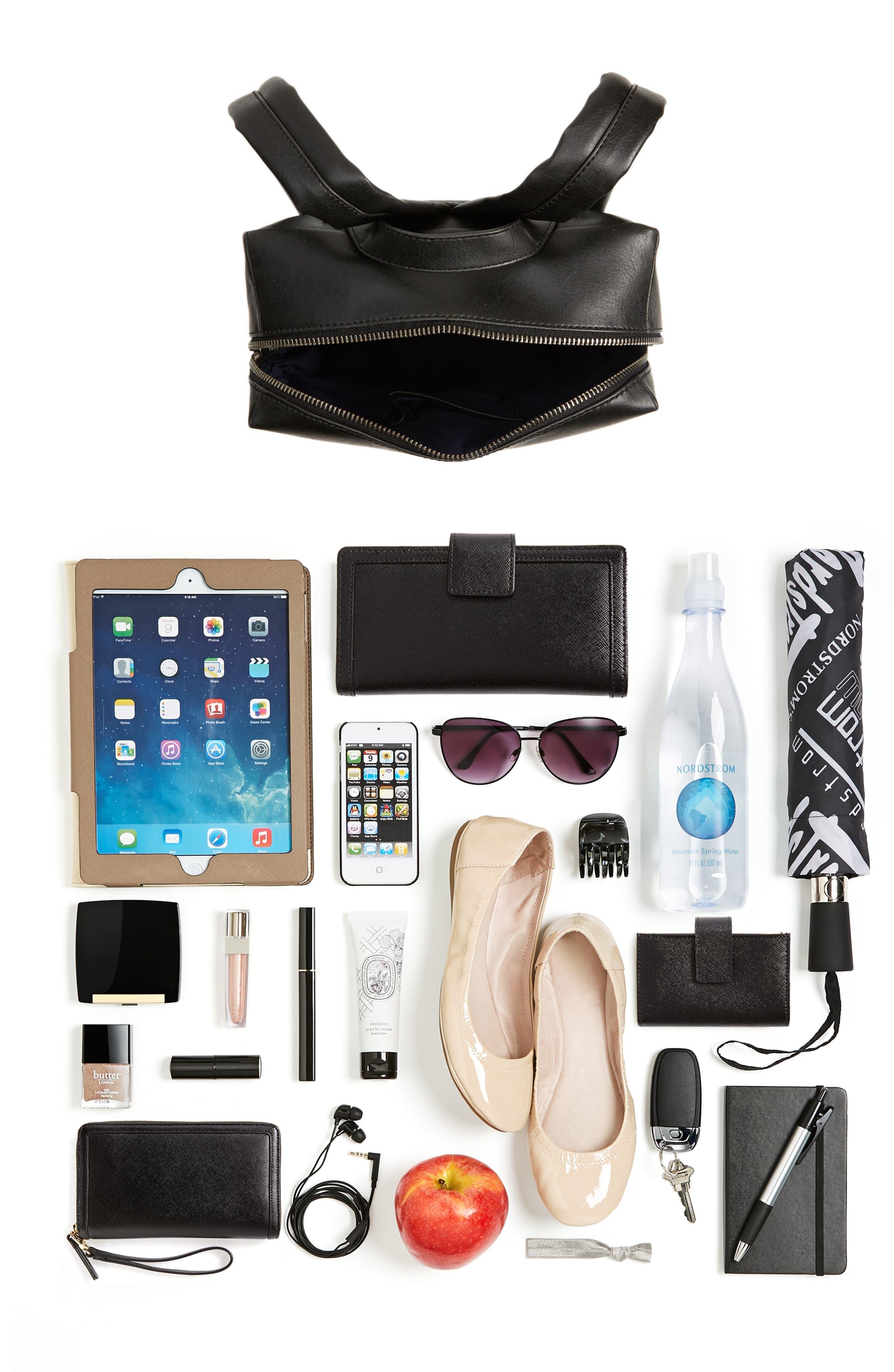 Alternate Image 7  - Matt & Nat Slate Faux Leather Backpack