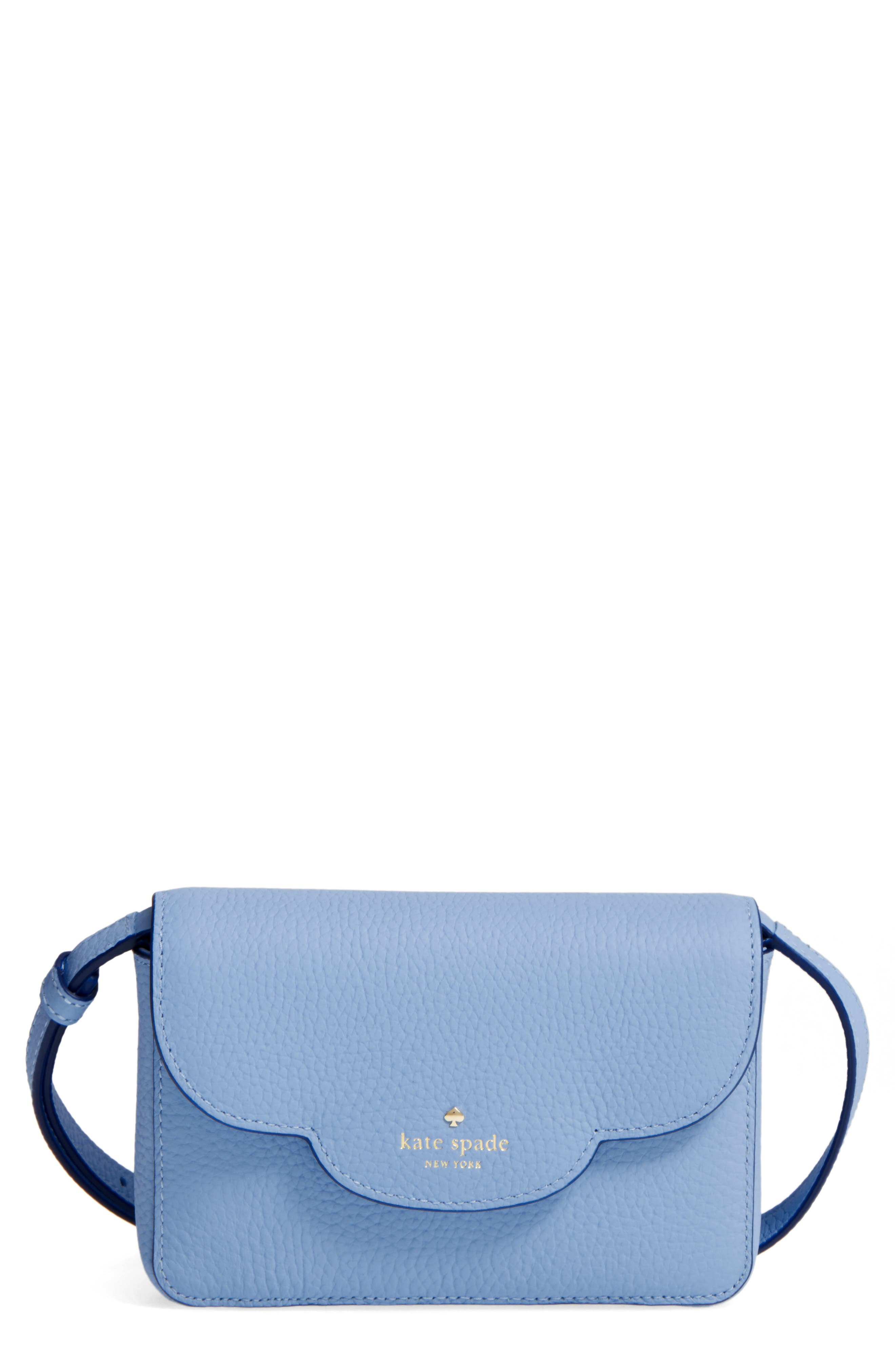Alternate Image 1 Selected - kate spade new york leewood place joley leather crossbody bag