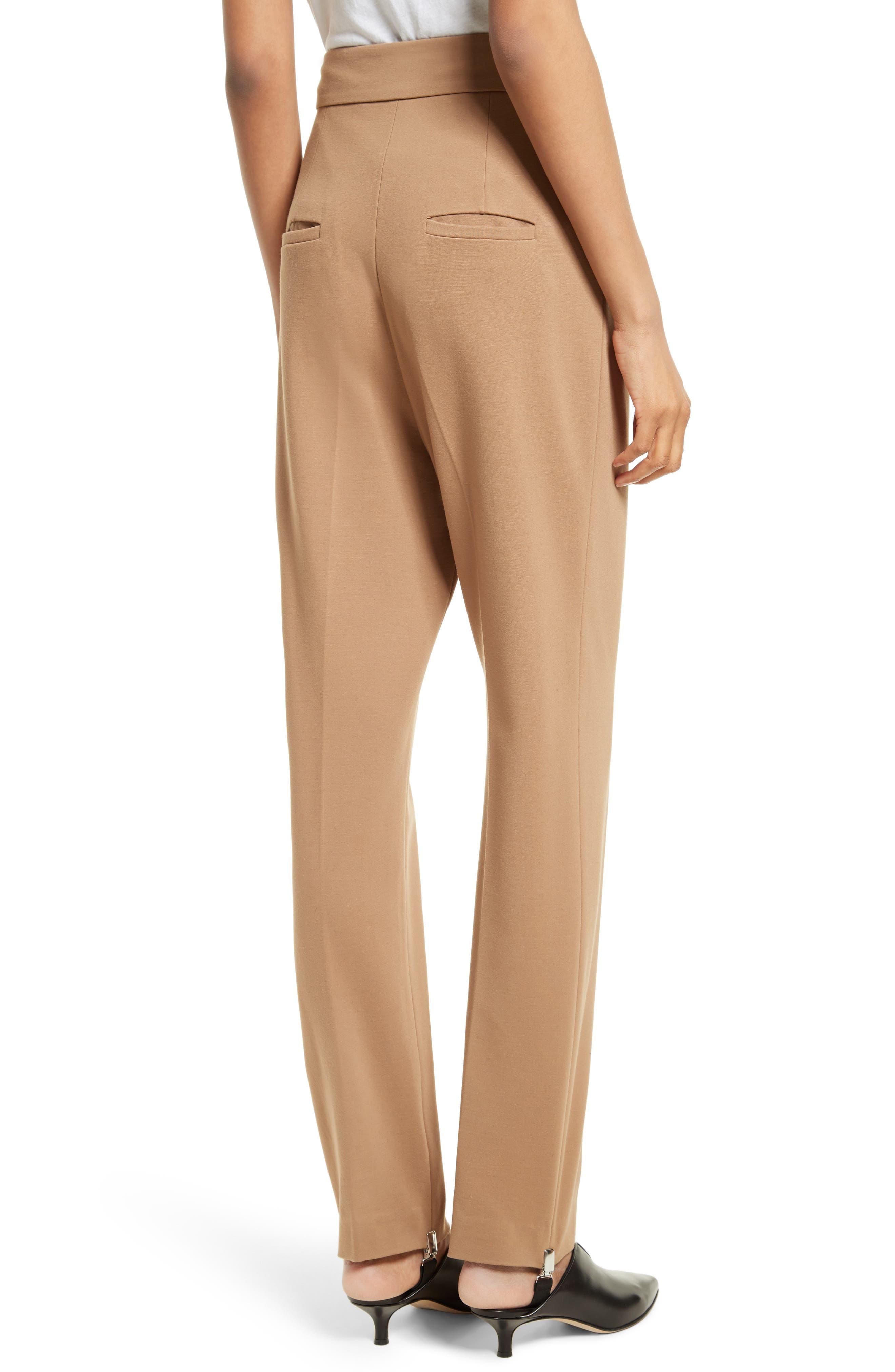 Alternate Image 3  - Tibi Bond Stretch Stirrup Pants