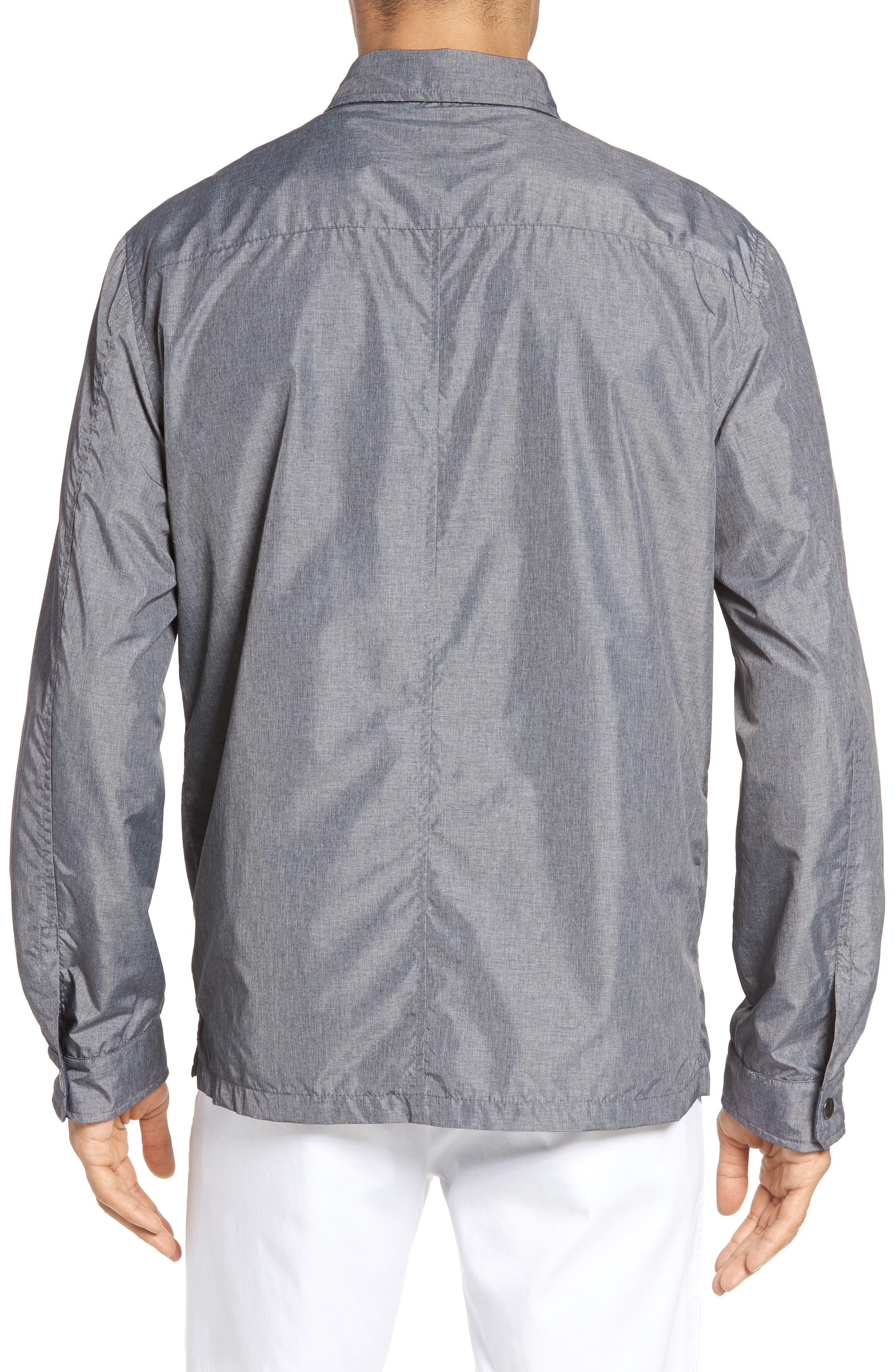 Alternate Image 2  - Zachary Prell Aronia Snap Front Jacket