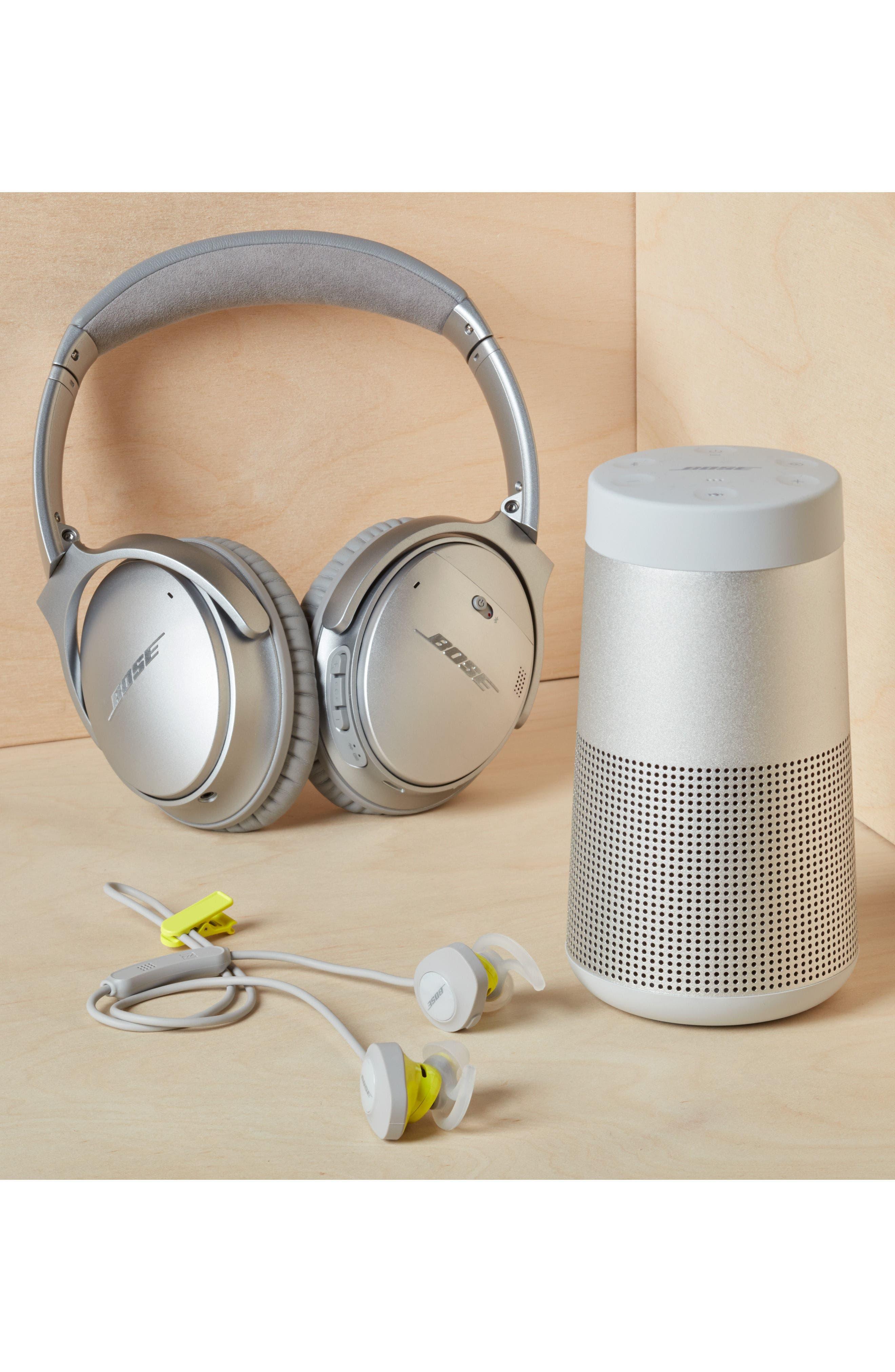 SoundSport<sup>®</sup> Wireless Headphones,                             Alternate thumbnail 5, color,                             Citron
