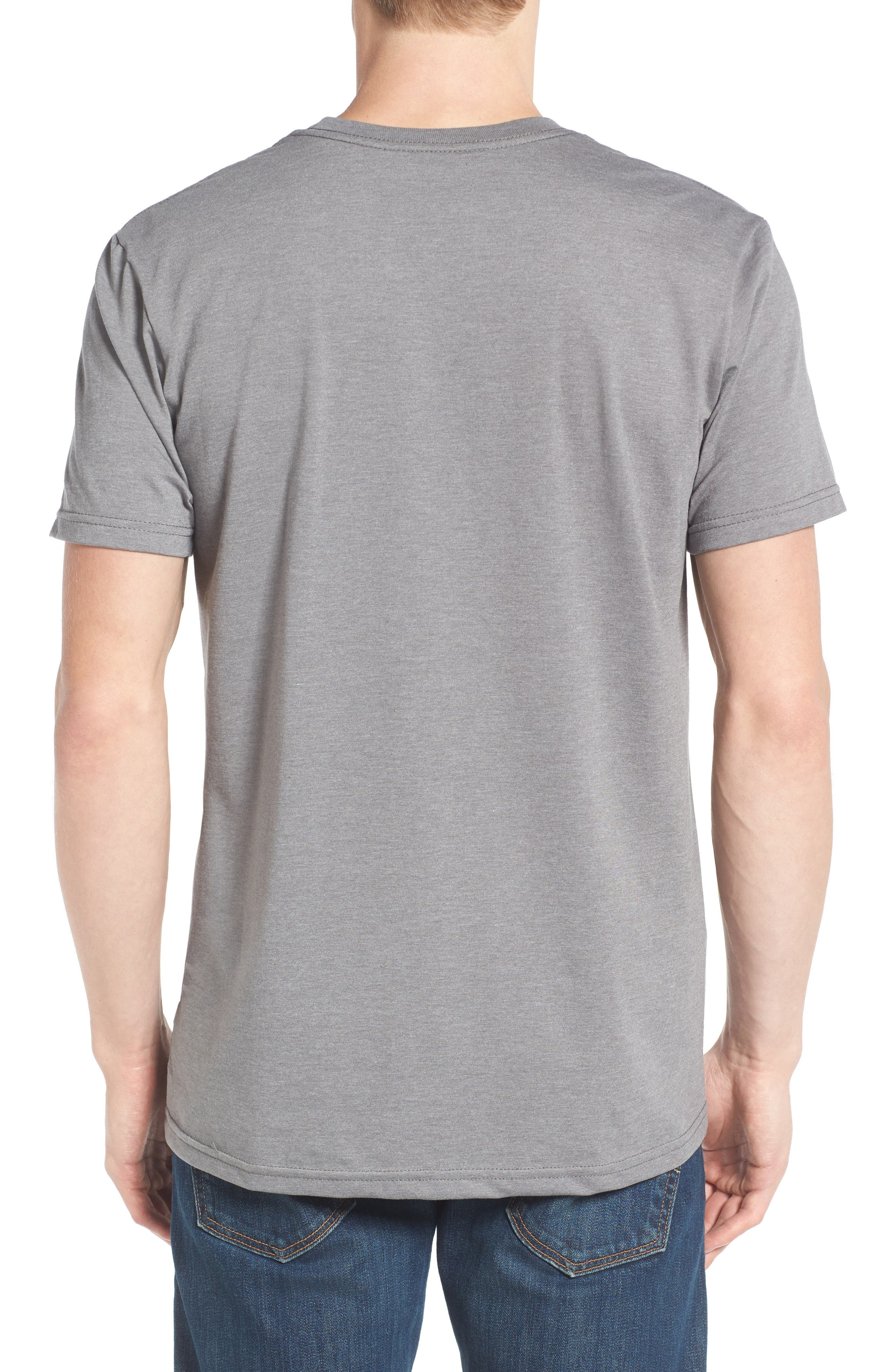 Alternate Image 2  - RVCA VA All The Way Graphic T-Shirt