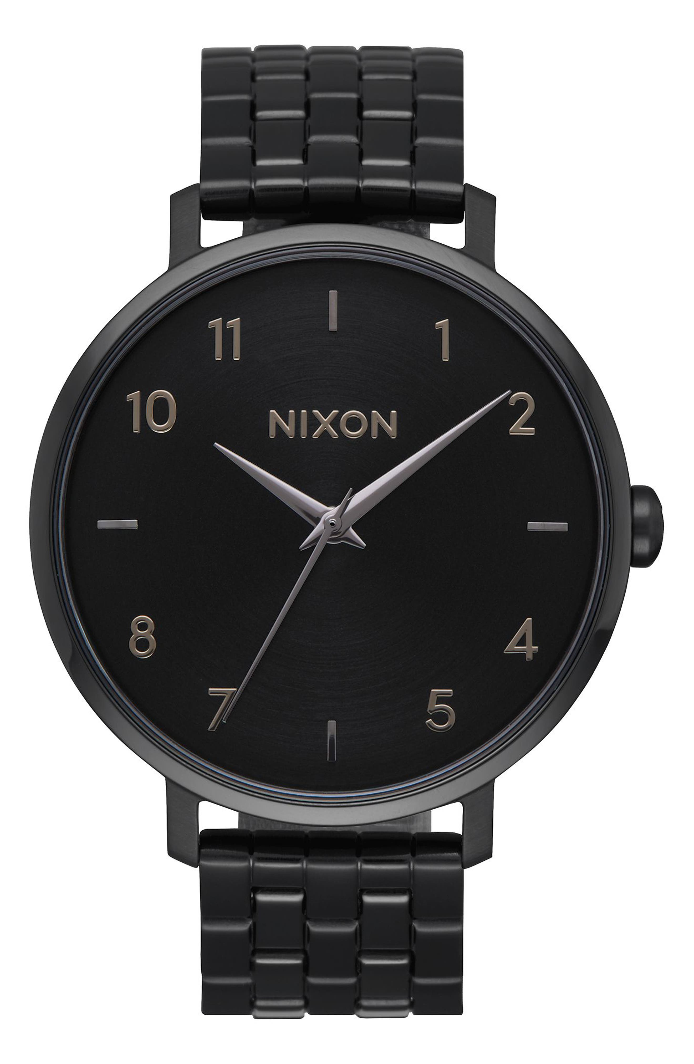 Main Image - Nixon The Arrow Bracelet Watch, 38mm