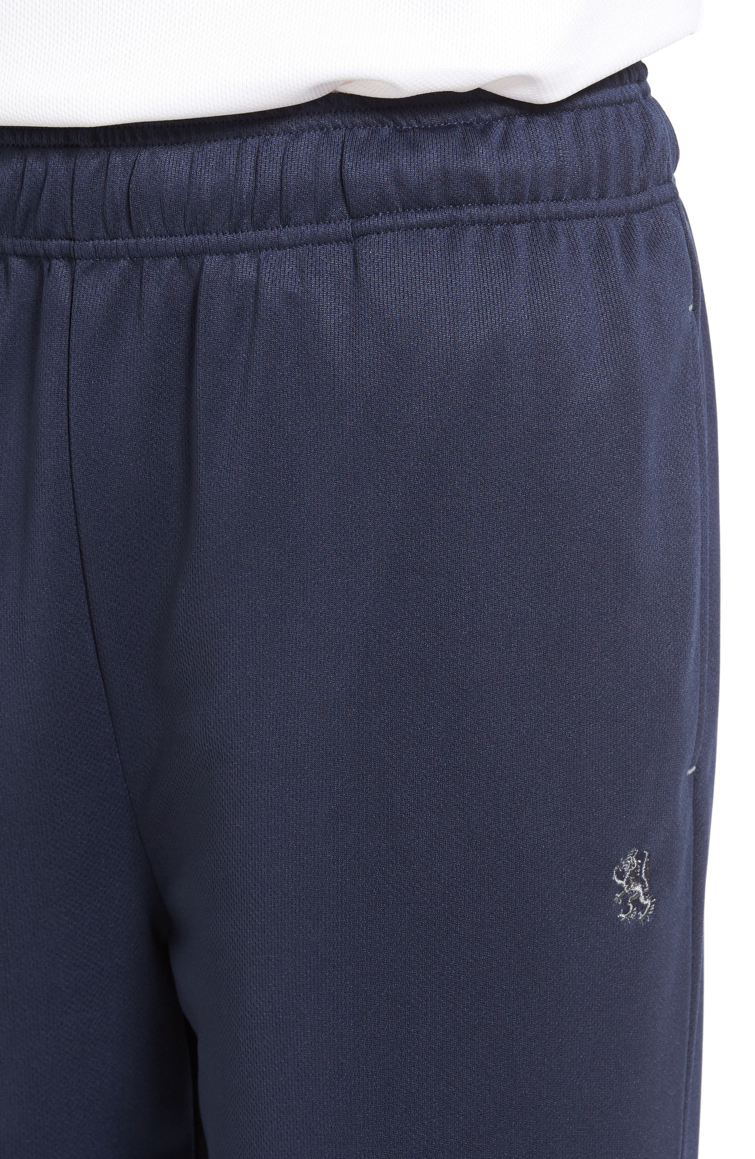 Work Out Lounge Pants,                             Alternate thumbnail 4, color,                             Navy