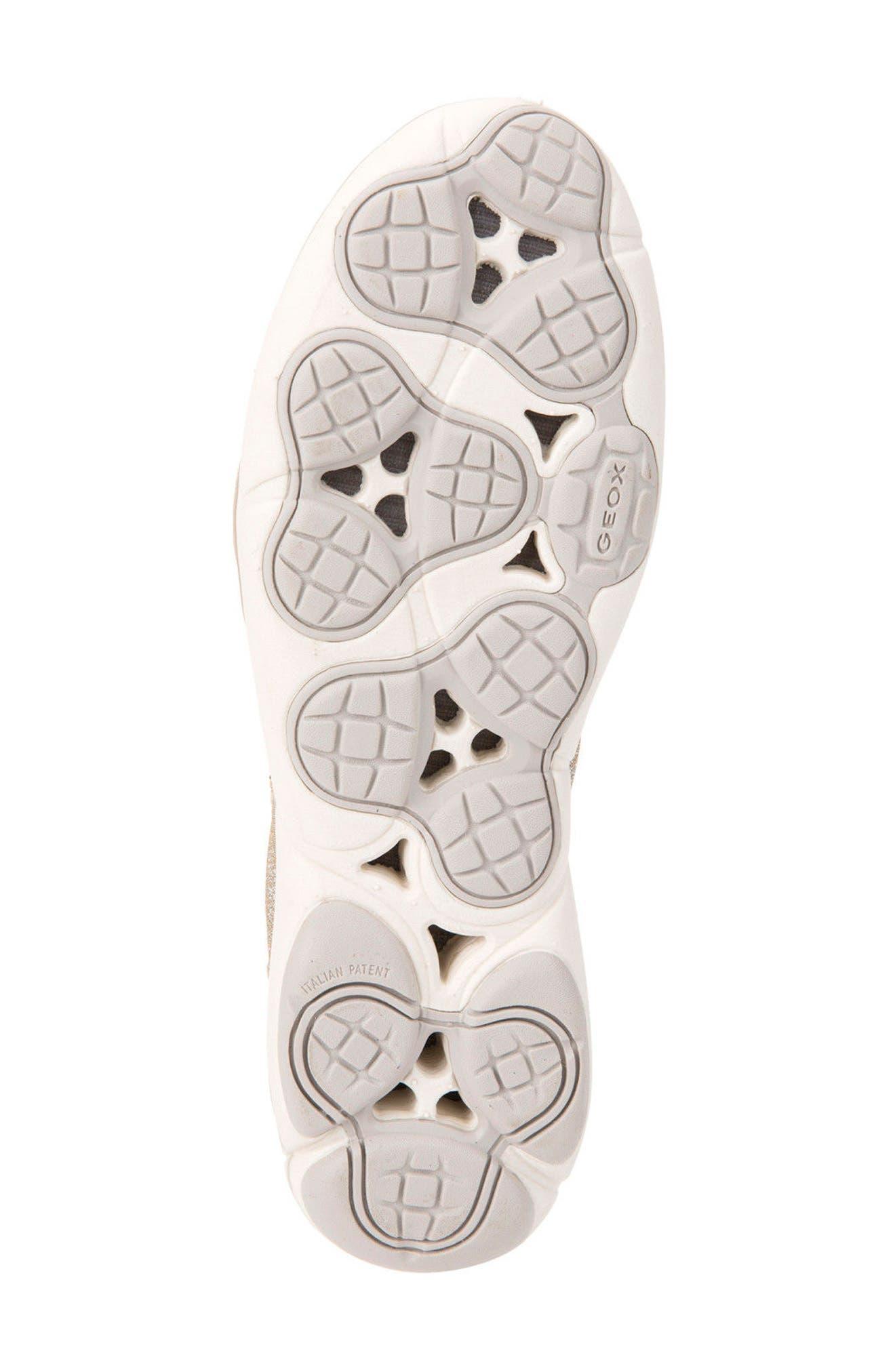 Nebula Slip-On Sneaker,                             Alternate thumbnail 5, color,                             Taupe Fabric
