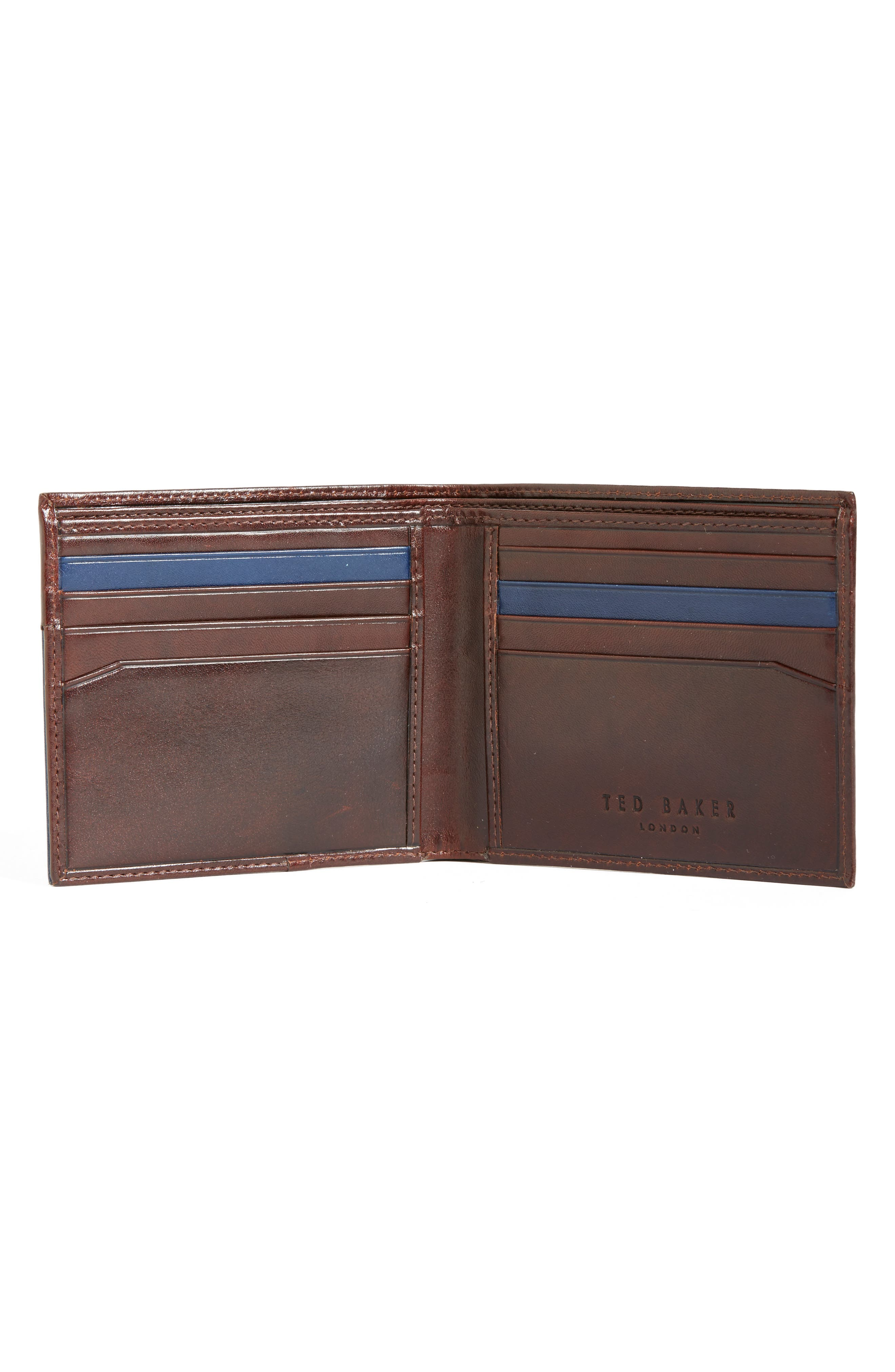 Alternate Image 2  - Ted Baker London Carouse Leather Wallet