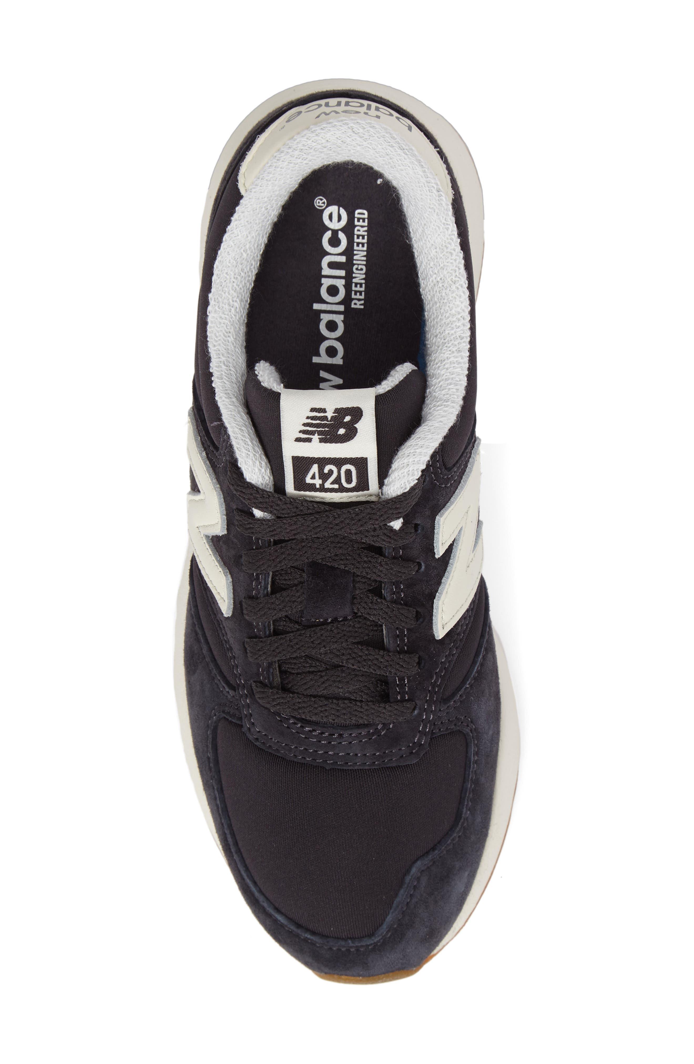 Alternate Image 4  - New Balance 420 Sneaker (Women)