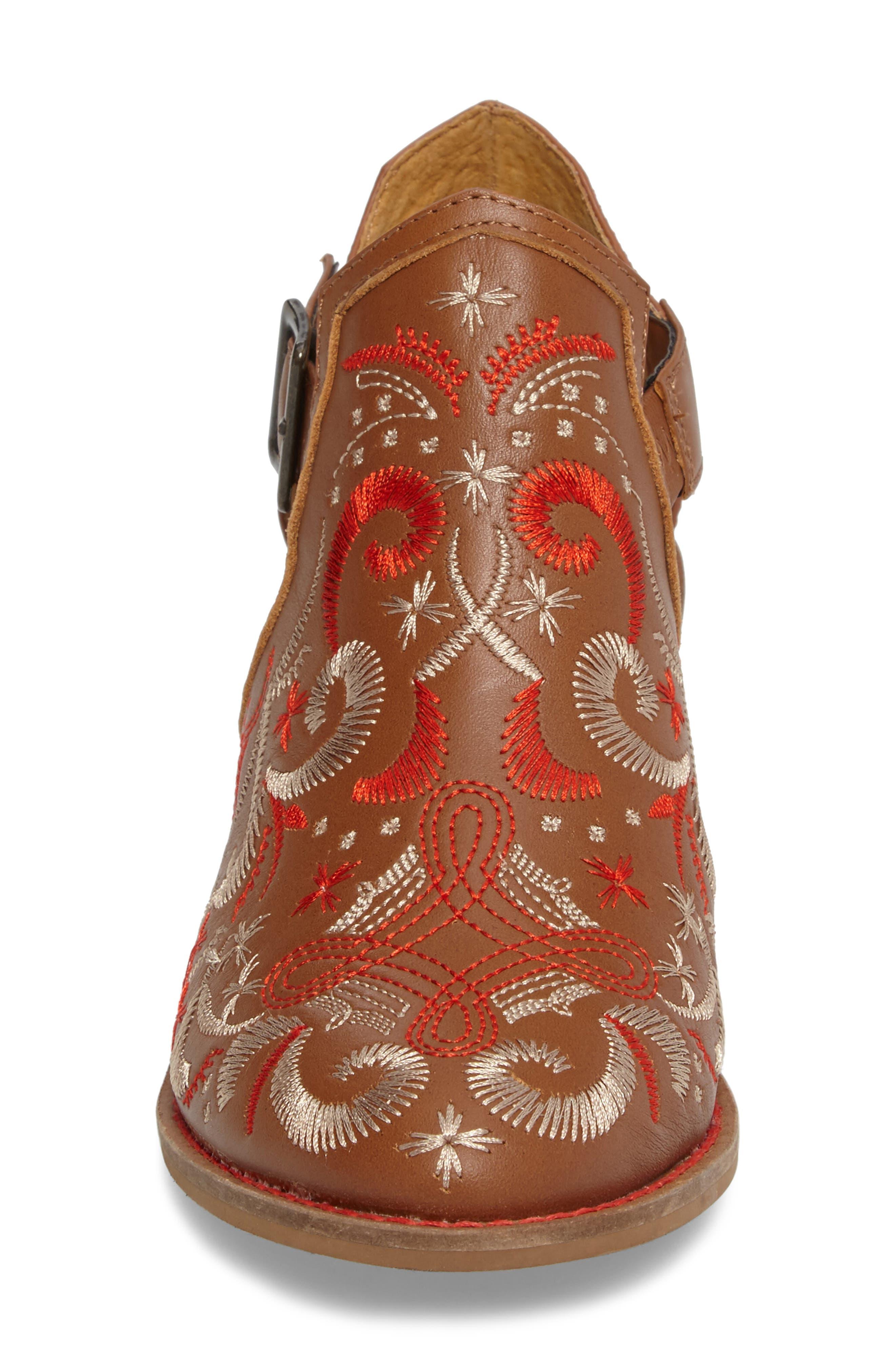 Alternate Image 4  - Kelsi Dagger Brooklyn Kline Embroidered Bootie (Women)