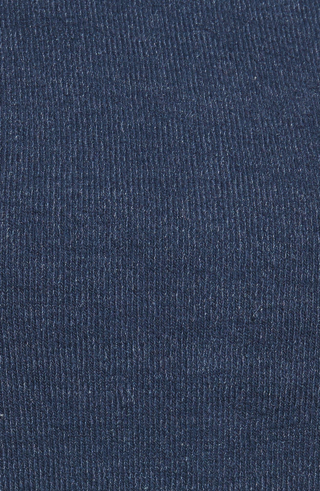 Alternate Image 5  - Caslon® Knit Moto Jacket (Regular & Petite)