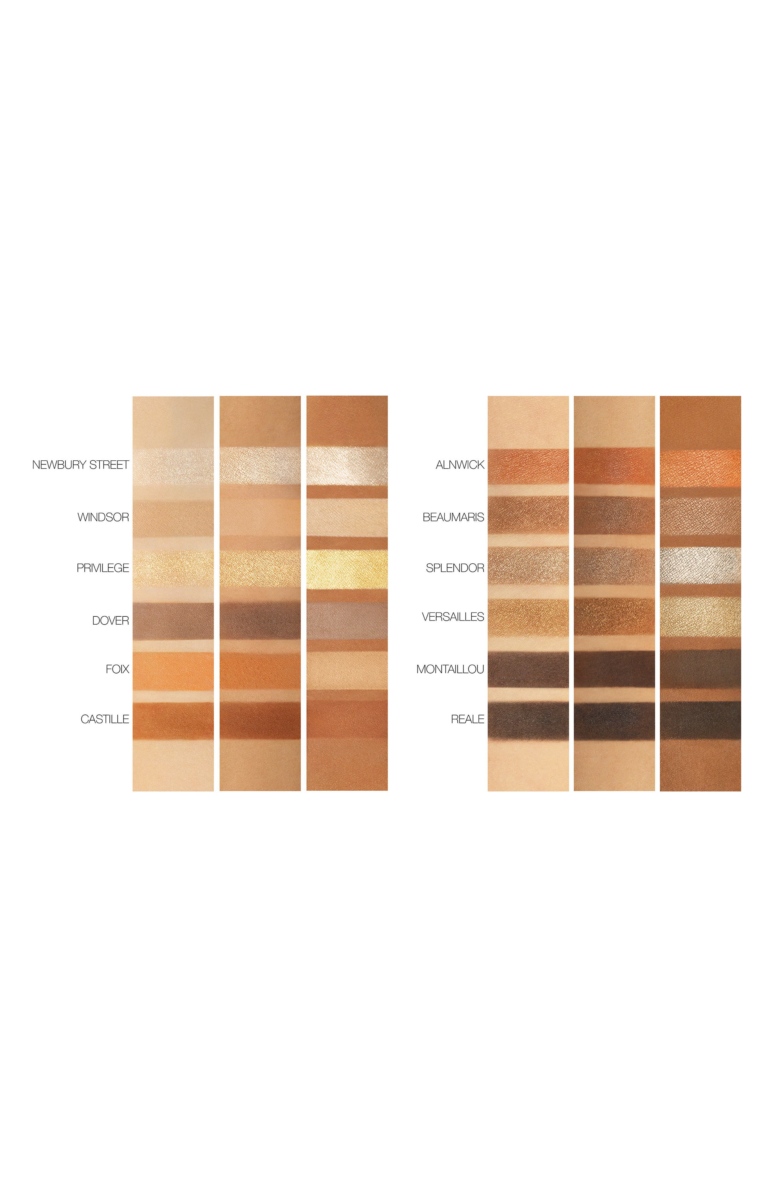 NARSissist Loaded Eyeshadow Palette,                             Alternate thumbnail 3, color,                             No Color
