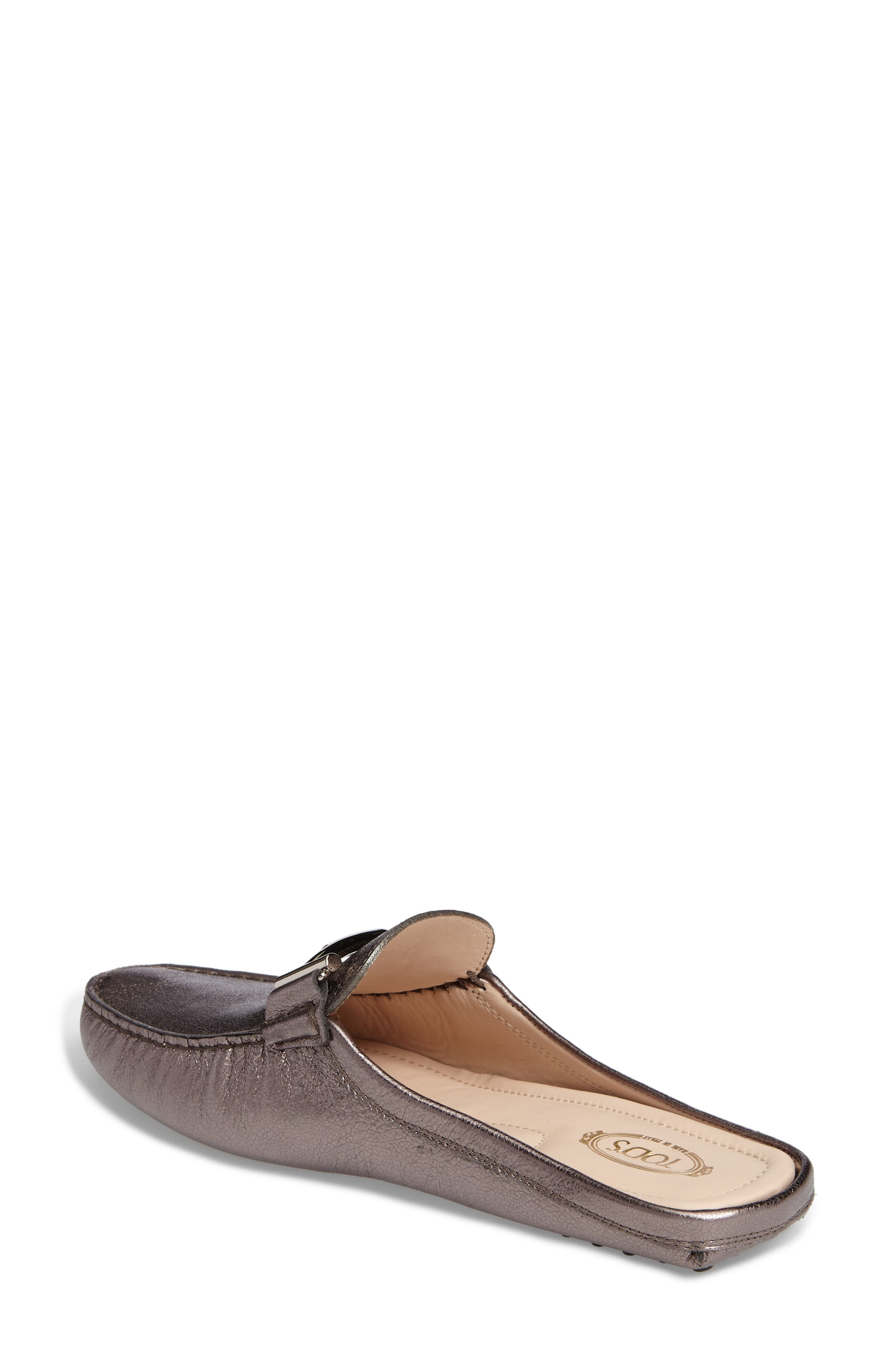 Alternate Image 2  - Tod's Gommino Double-T Loafer Mule (Women)