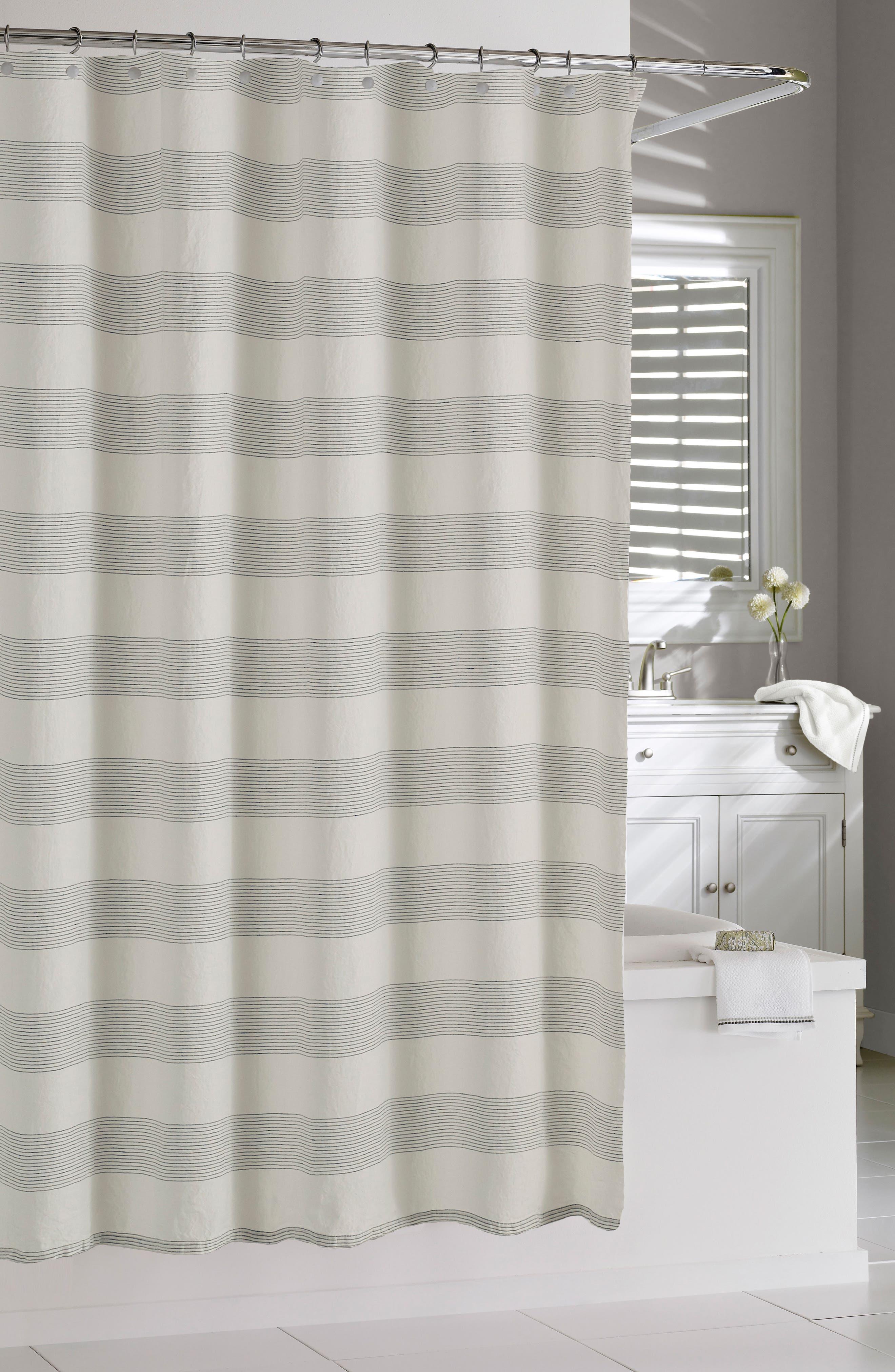 KASSATEX Amagansett Shower Curtain