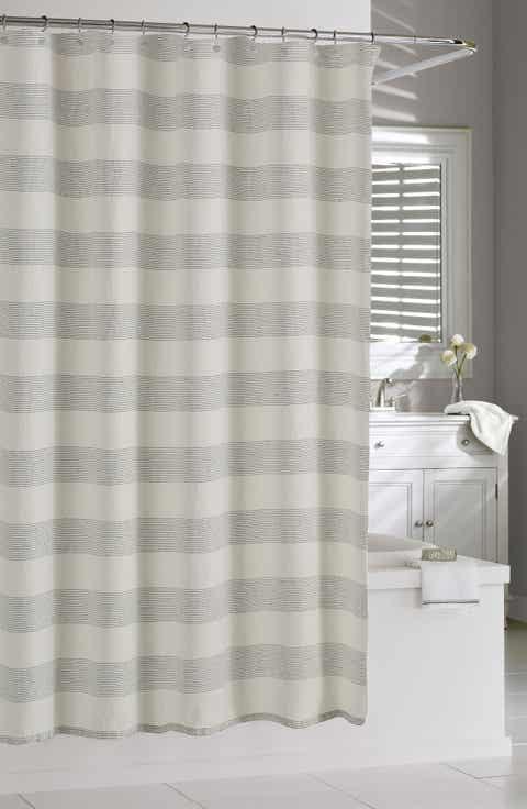 black white and red shower curtain. KASSATEX Amagansett Shower Curtain Curtains  Nordstrom