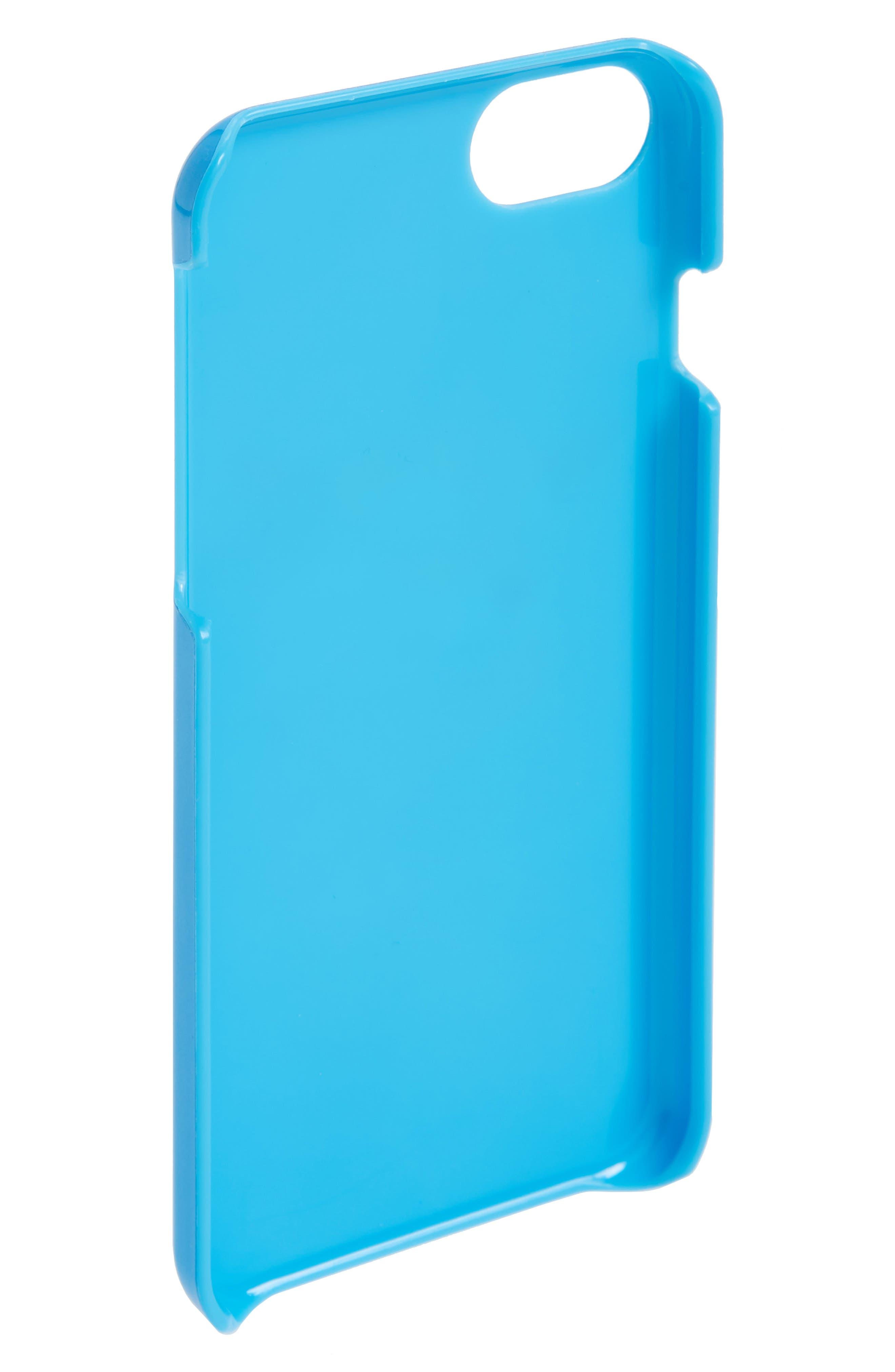 Alternate Image 2  - Maison Kitsuné Fox Head iPhone 7 Case